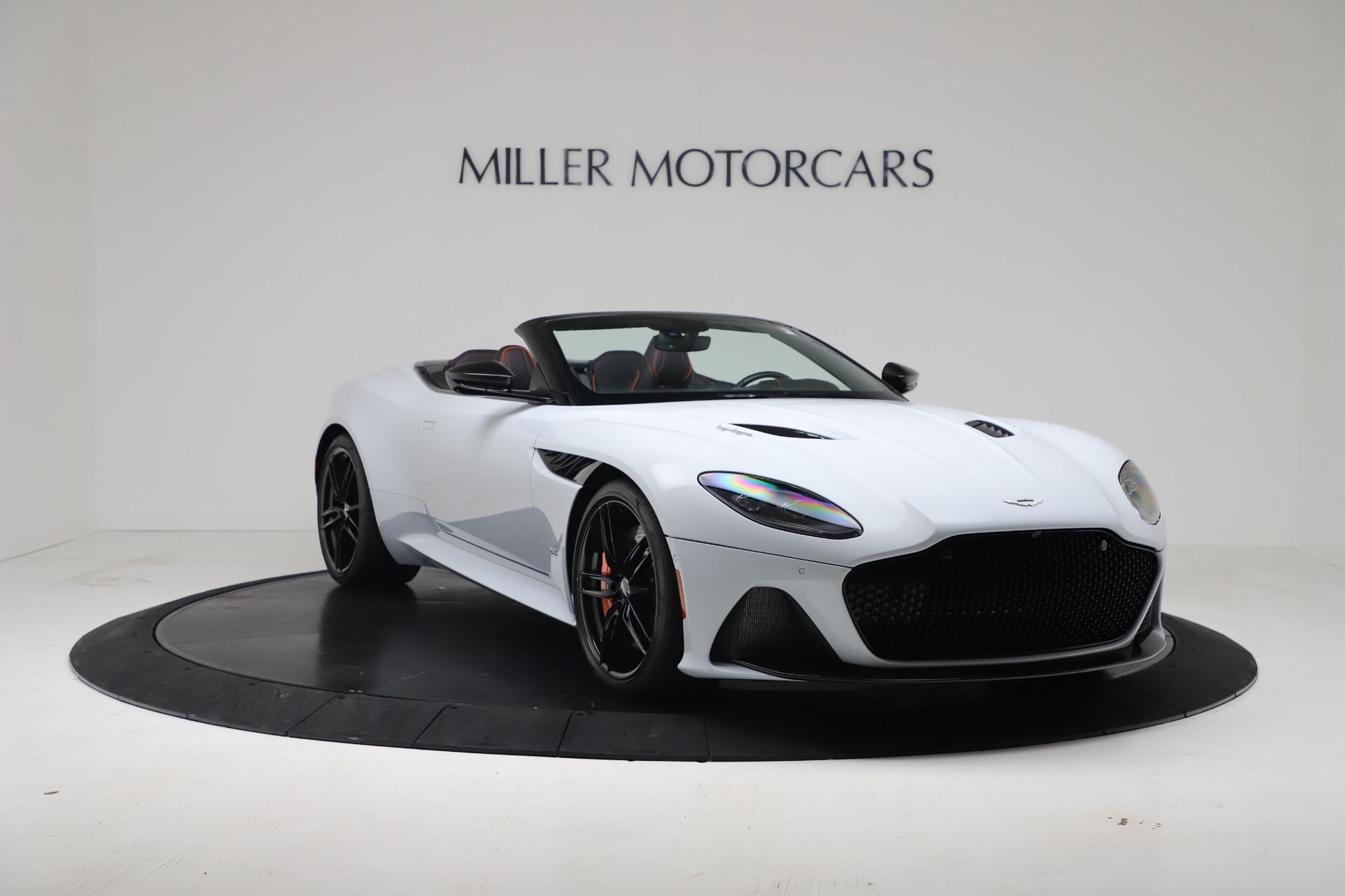 New 2020 Aston Martin DBS Superleggera Volante Convertible For Sale In Greenwich, CT. Alfa Romeo of Greenwich, A1413 3484_p10