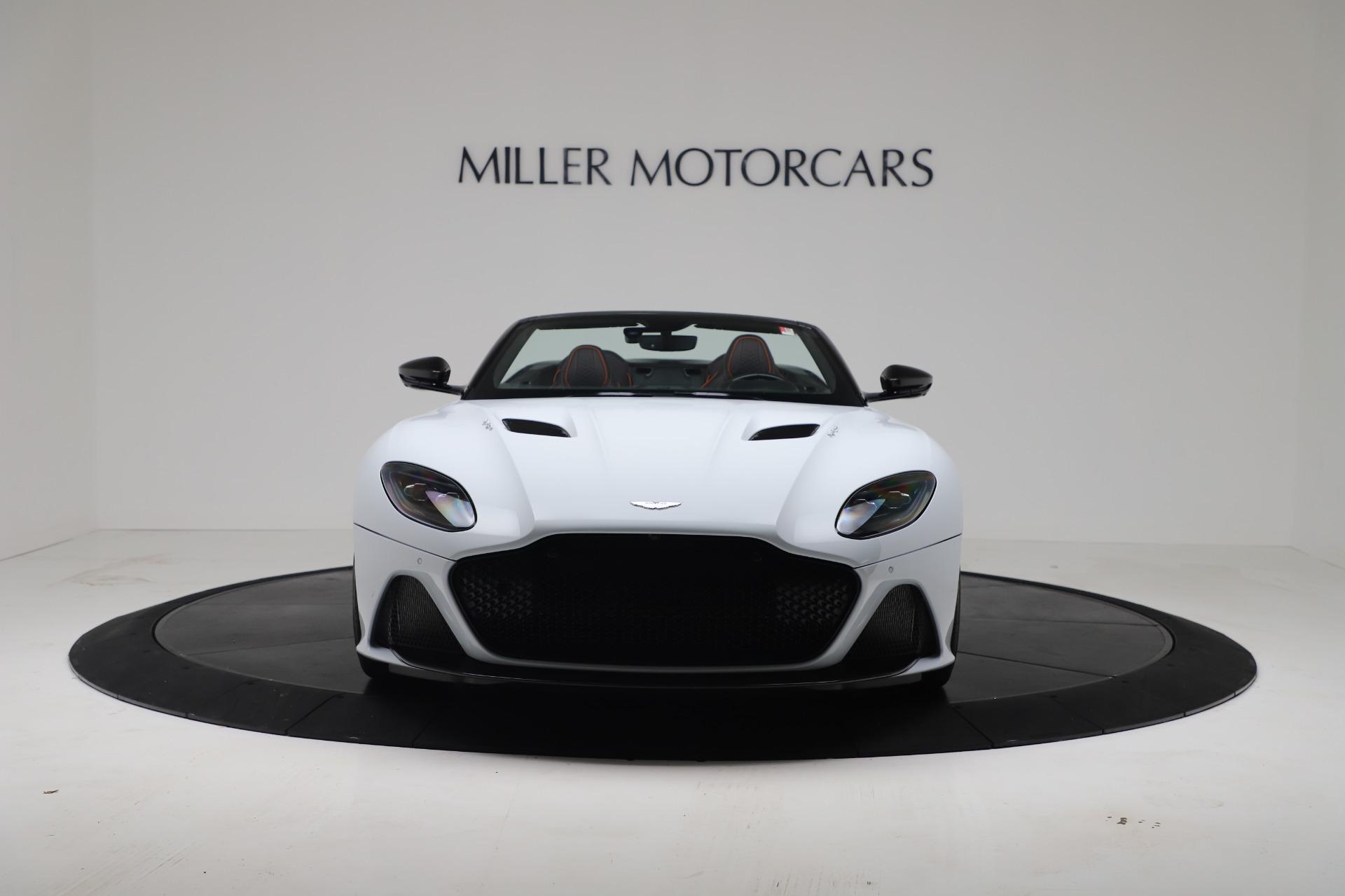 New 2020 Aston Martin DBS Superleggera Volante Convertible For Sale In Greenwich, CT. Alfa Romeo of Greenwich, A1413 3484_p11