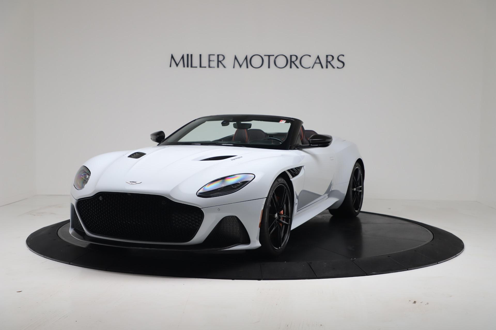 New 2020 Aston Martin DBS Superleggera Volante Convertible For Sale In Greenwich, CT. Alfa Romeo of Greenwich, A1413 3484_p12