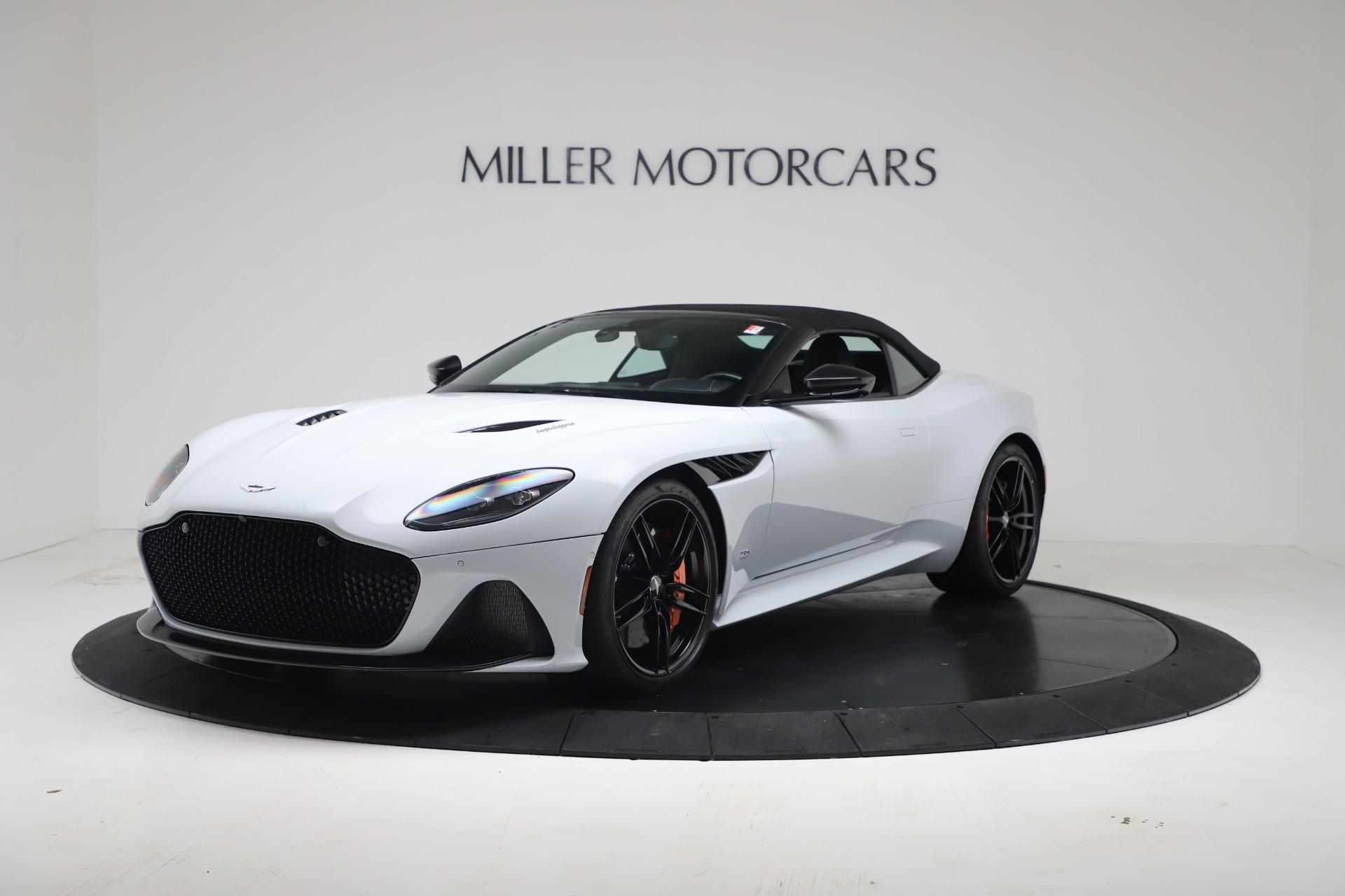New 2020 Aston Martin DBS Superleggera Volante Convertible For Sale In Greenwich, CT. Alfa Romeo of Greenwich, A1413 3484_p13