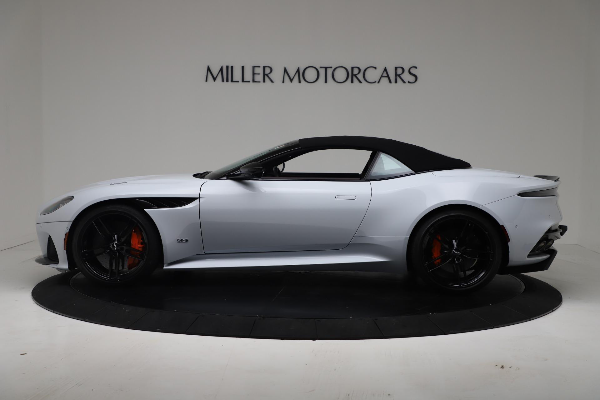 New 2020 Aston Martin DBS Superleggera Volante Convertible For Sale In Greenwich, CT. Alfa Romeo of Greenwich, A1413 3484_p14