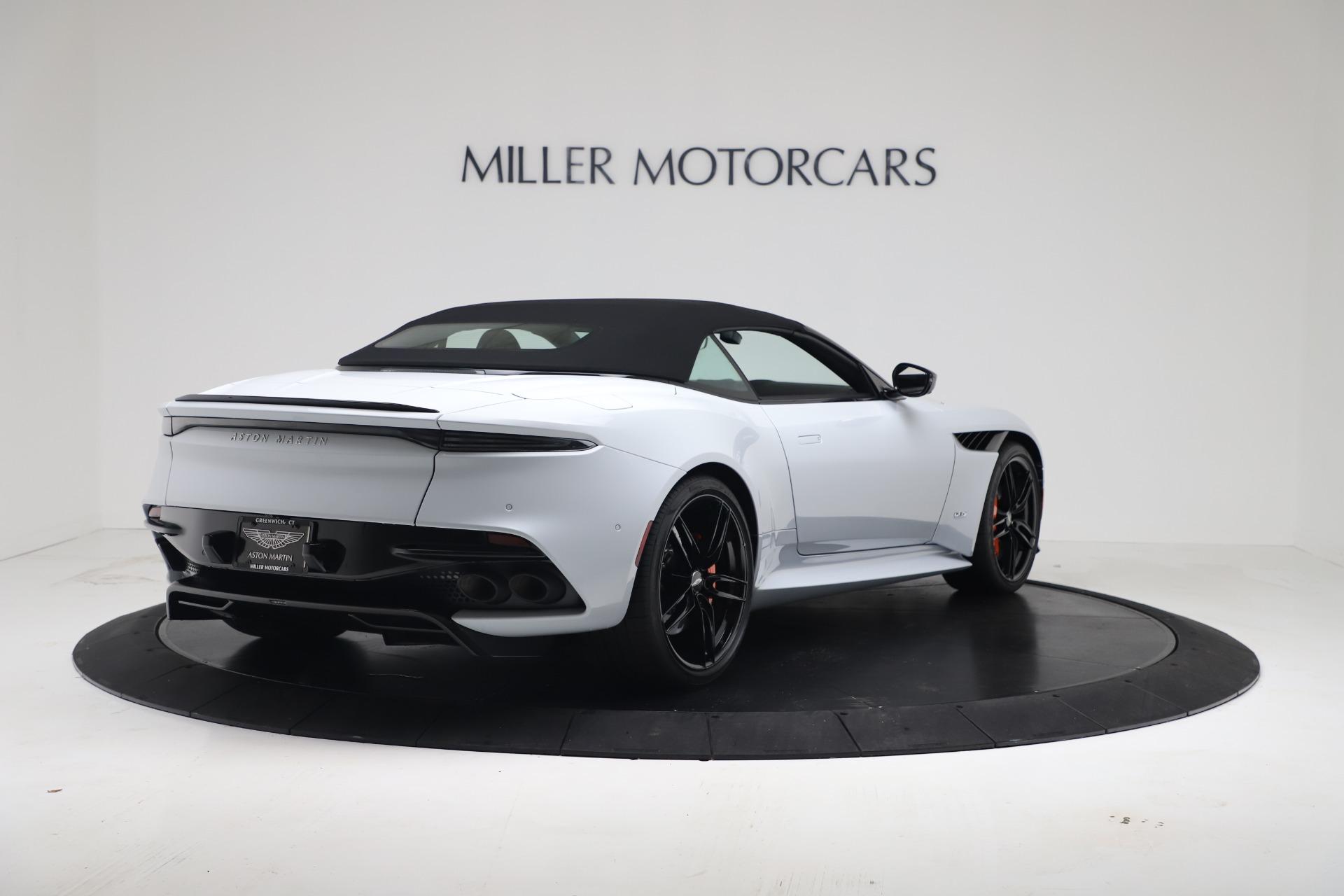 New 2020 Aston Martin DBS Superleggera Volante Convertible For Sale In Greenwich, CT. Alfa Romeo of Greenwich, A1413 3484_p16