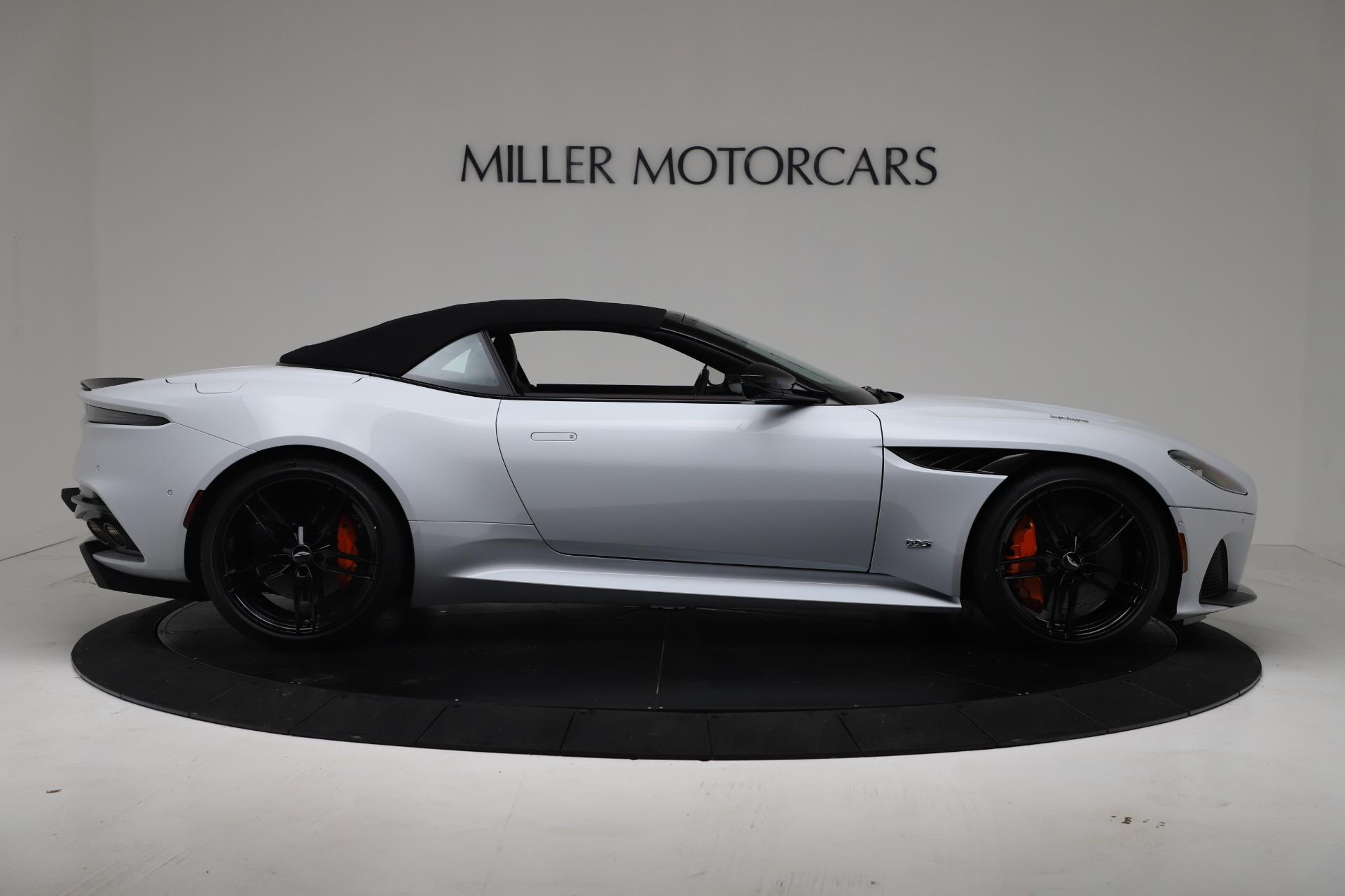New 2020 Aston Martin DBS Superleggera Volante Convertible For Sale In Greenwich, CT. Alfa Romeo of Greenwich, A1413 3484_p17