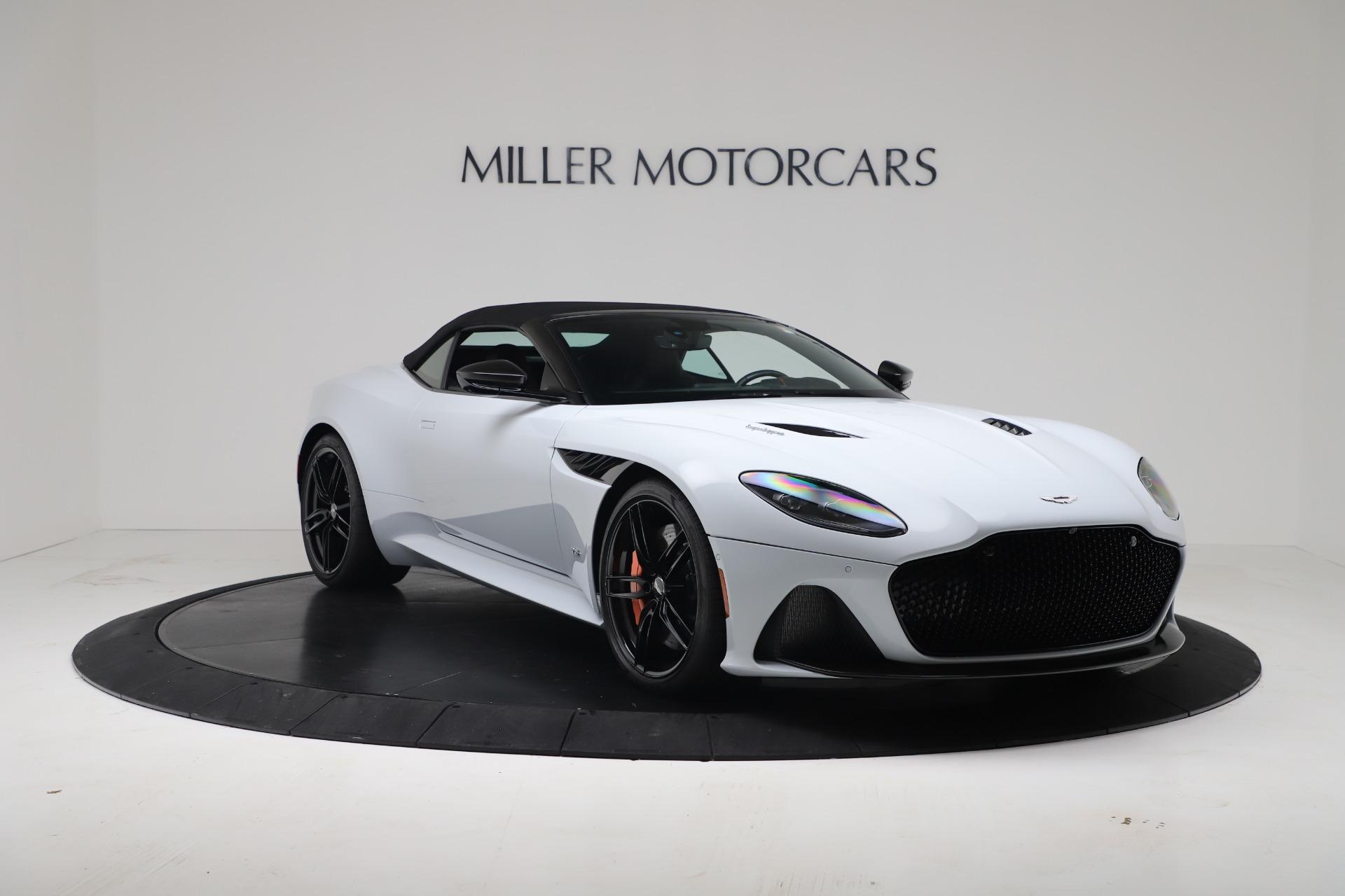New 2020 Aston Martin DBS Superleggera Volante Convertible For Sale In Greenwich, CT. Alfa Romeo of Greenwich, A1413 3484_p18