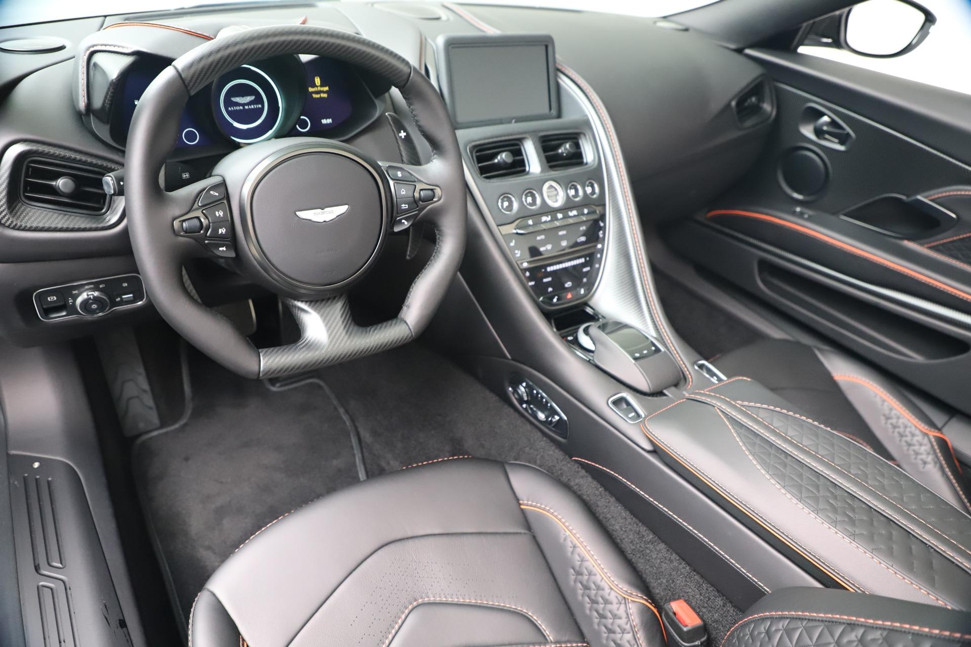 New 2020 Aston Martin DBS Superleggera Volante Convertible For Sale In Greenwich, CT. Alfa Romeo of Greenwich, A1413 3484_p20