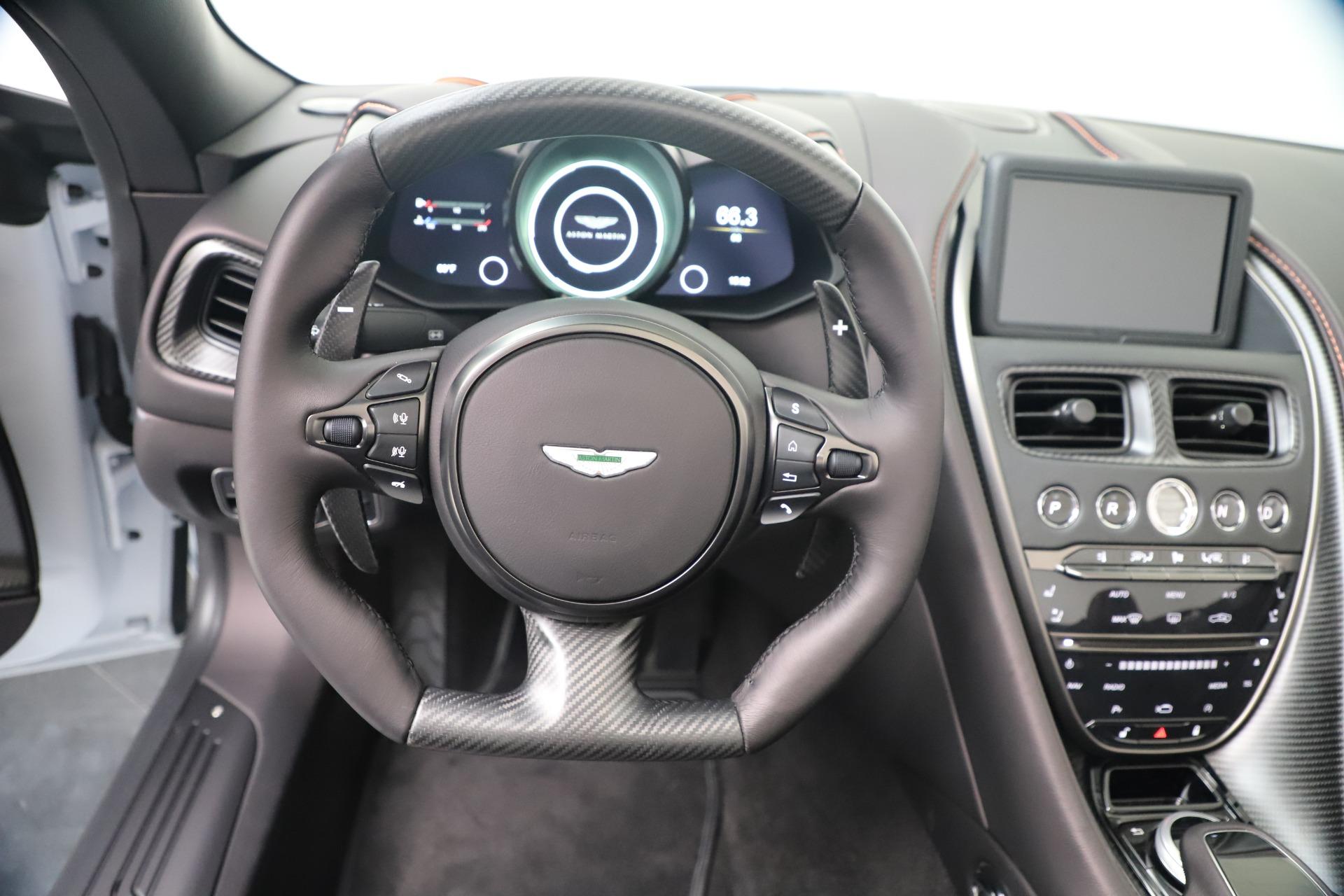 New 2020 Aston Martin DBS Superleggera Volante Convertible For Sale In Greenwich, CT. Alfa Romeo of Greenwich, A1413 3484_p21