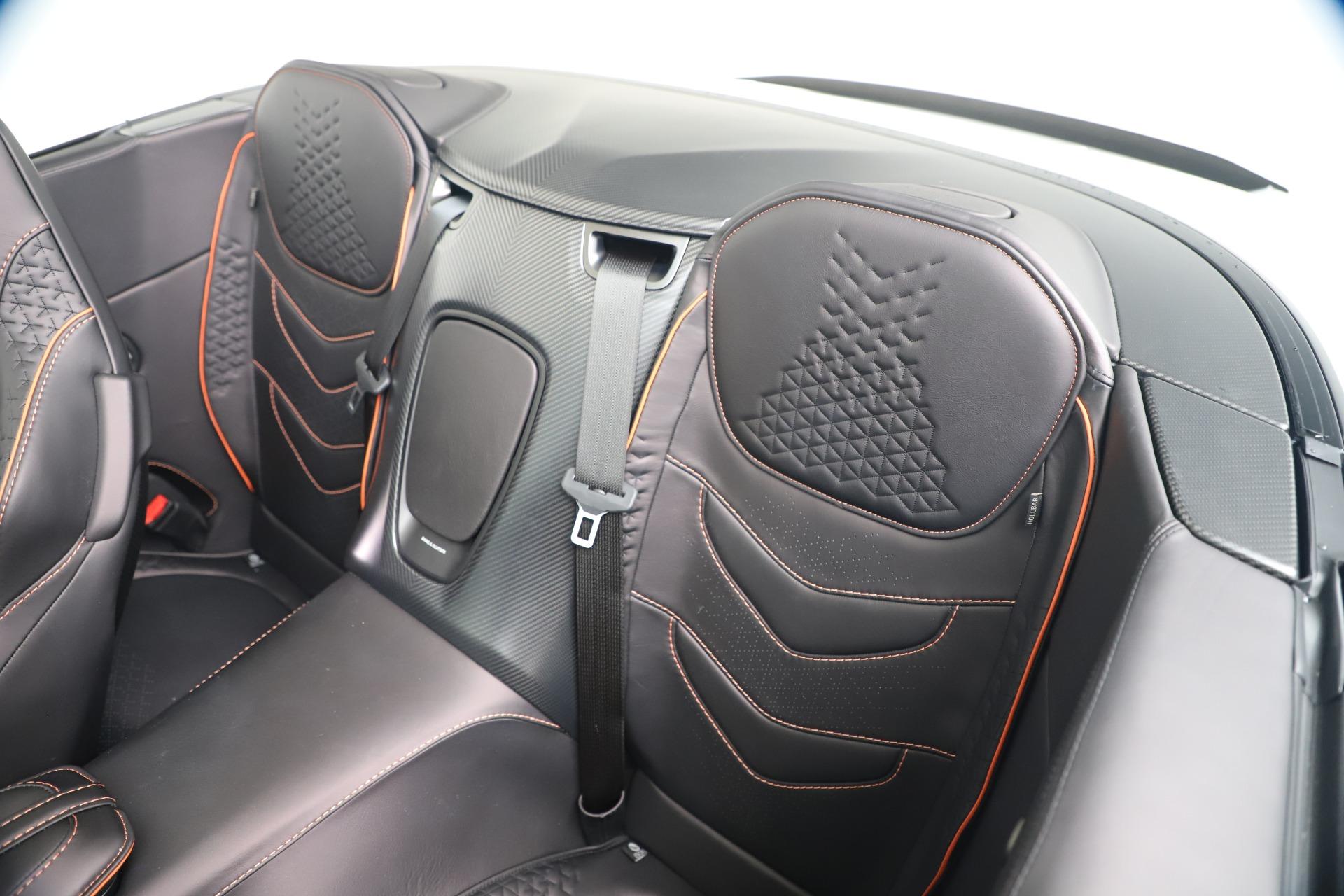 New 2020 Aston Martin DBS Superleggera Volante Convertible For Sale In Greenwich, CT. Alfa Romeo of Greenwich, A1413 3484_p24