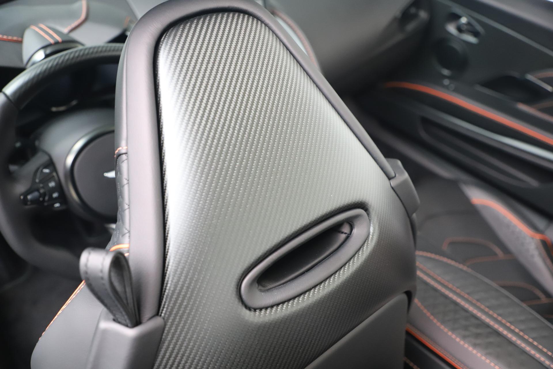 New 2020 Aston Martin DBS Superleggera Volante Convertible For Sale In Greenwich, CT. Alfa Romeo of Greenwich, A1413 3484_p26