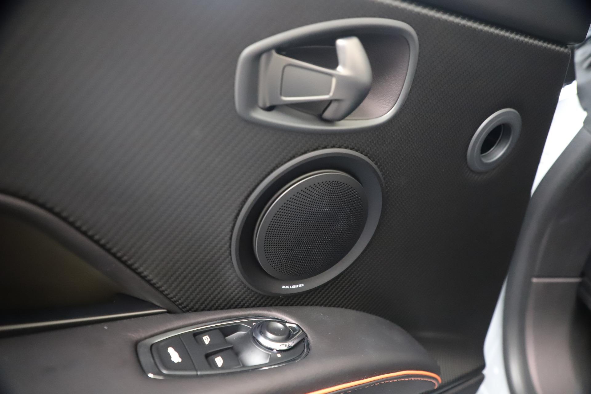 New 2020 Aston Martin DBS Superleggera Volante Convertible For Sale In Greenwich, CT. Alfa Romeo of Greenwich, A1413 3484_p29