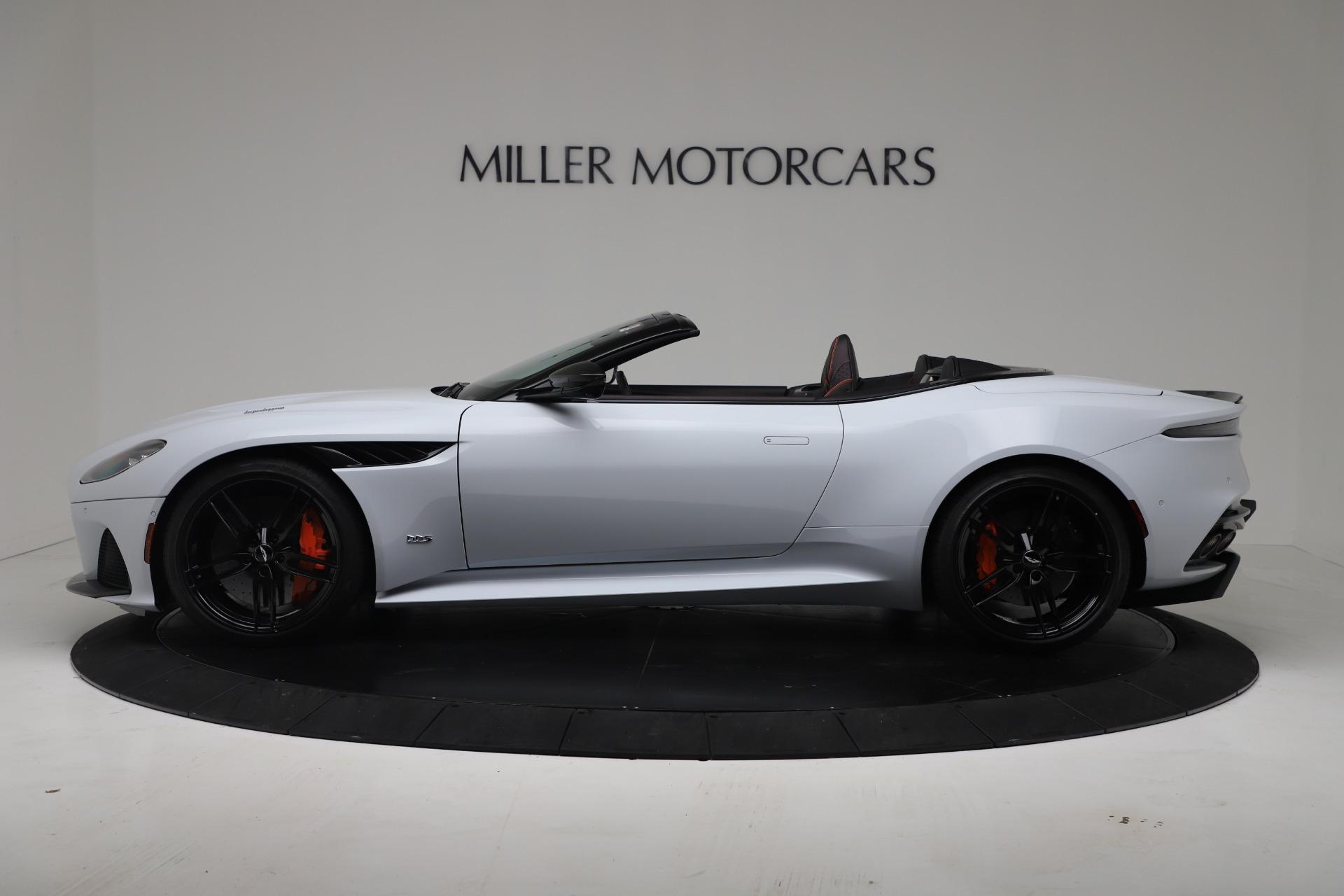 New 2020 Aston Martin DBS Superleggera Volante Convertible For Sale In Greenwich, CT. Alfa Romeo of Greenwich, A1413 3484_p2