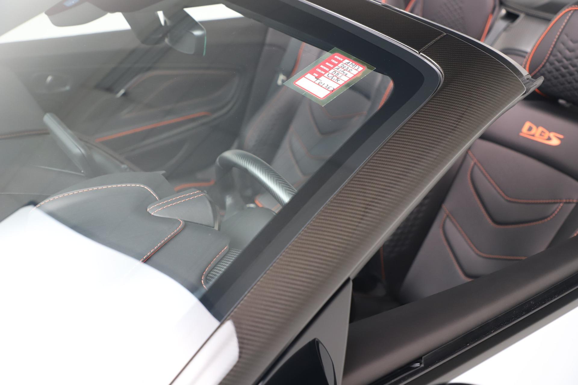 New 2020 Aston Martin DBS Superleggera Volante Convertible For Sale In Greenwich, CT. Alfa Romeo of Greenwich, A1413 3484_p33