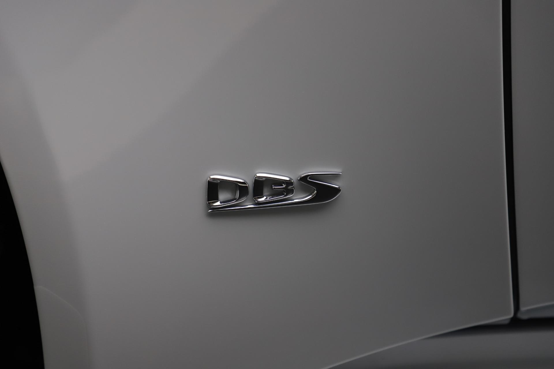 New 2020 Aston Martin DBS Superleggera Volante Convertible For Sale In Greenwich, CT. Alfa Romeo of Greenwich, A1413 3484_p35