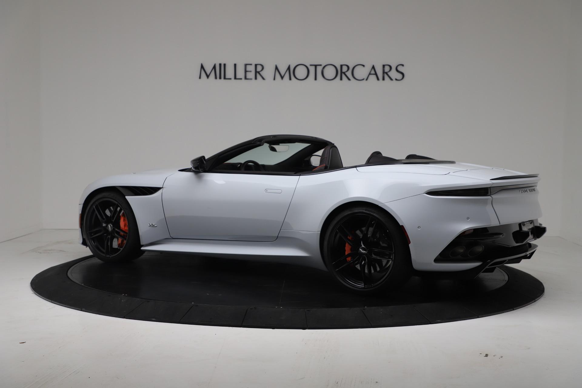 New 2020 Aston Martin DBS Superleggera Volante Convertible For Sale In Greenwich, CT. Alfa Romeo of Greenwich, A1413 3484_p3