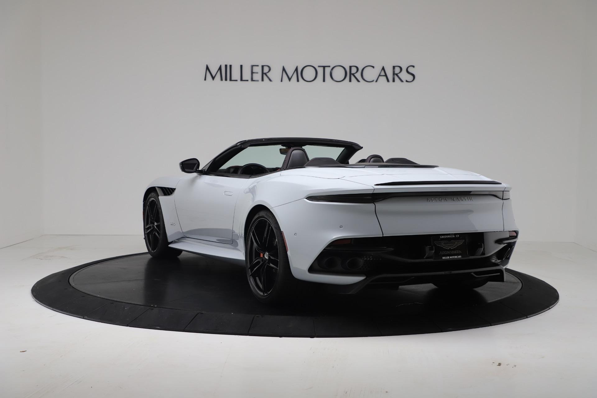 New 2020 Aston Martin DBS Superleggera Volante Convertible For Sale In Greenwich, CT. Alfa Romeo of Greenwich, A1413 3484_p4