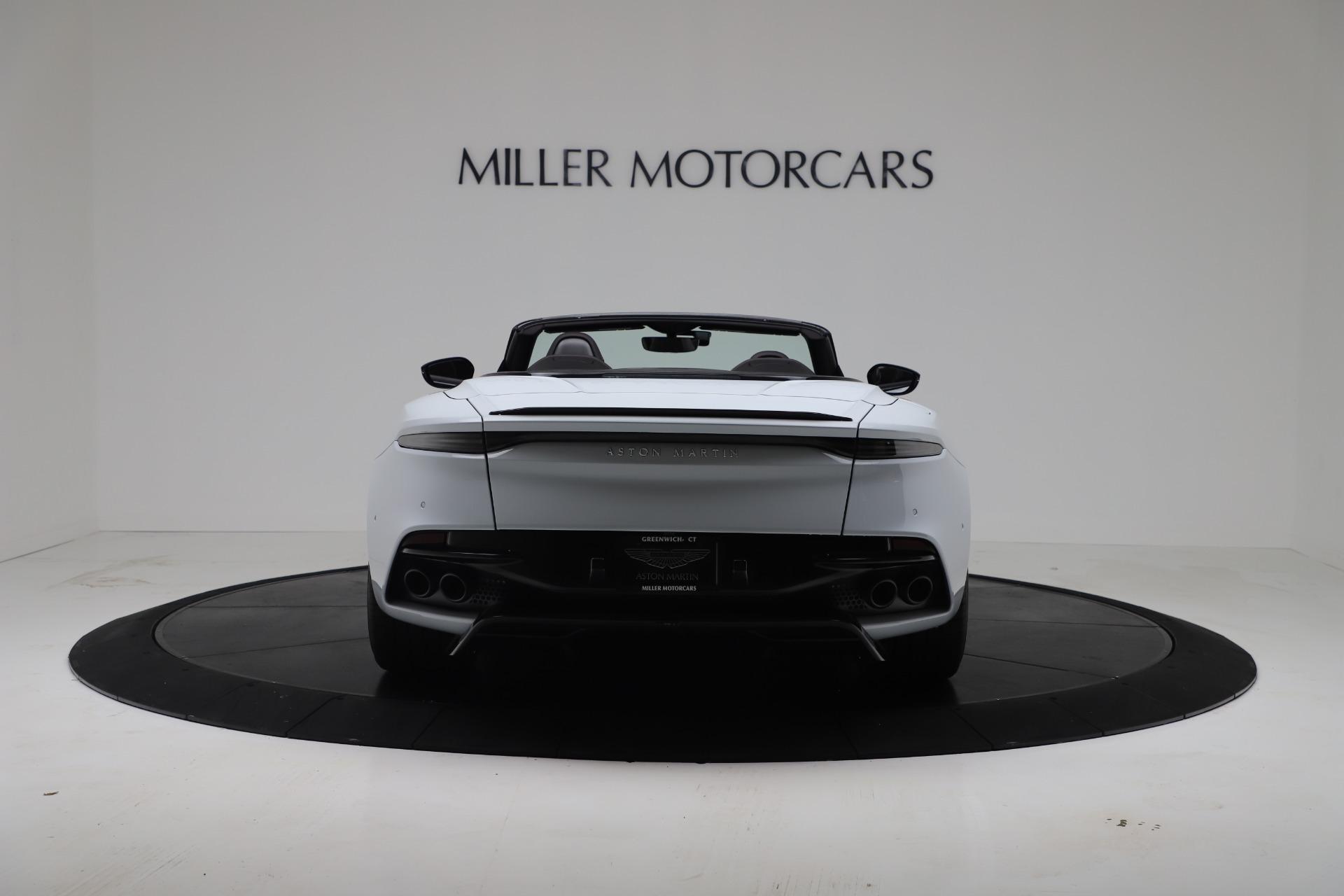 New 2020 Aston Martin DBS Superleggera Volante Convertible For Sale In Greenwich, CT. Alfa Romeo of Greenwich, A1413 3484_p5