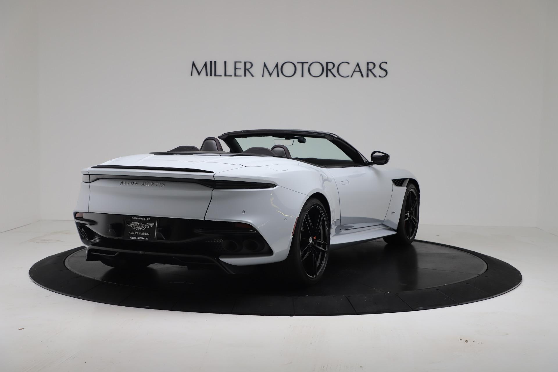 New 2020 Aston Martin DBS Superleggera Volante Convertible For Sale In Greenwich, CT. Alfa Romeo of Greenwich, A1413 3484_p6