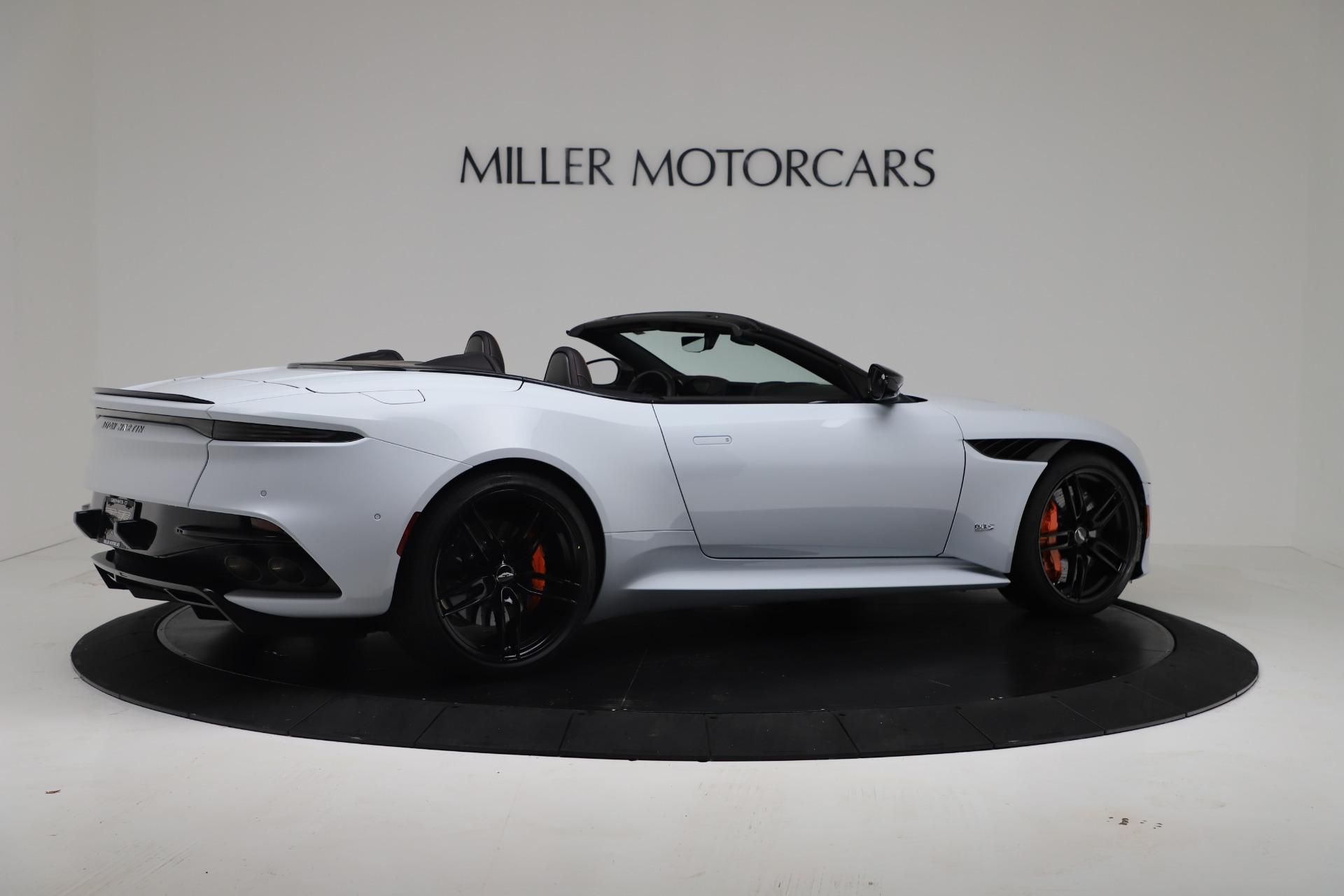 New 2020 Aston Martin DBS Superleggera Volante Convertible For Sale In Greenwich, CT. Alfa Romeo of Greenwich, A1413 3484_p7