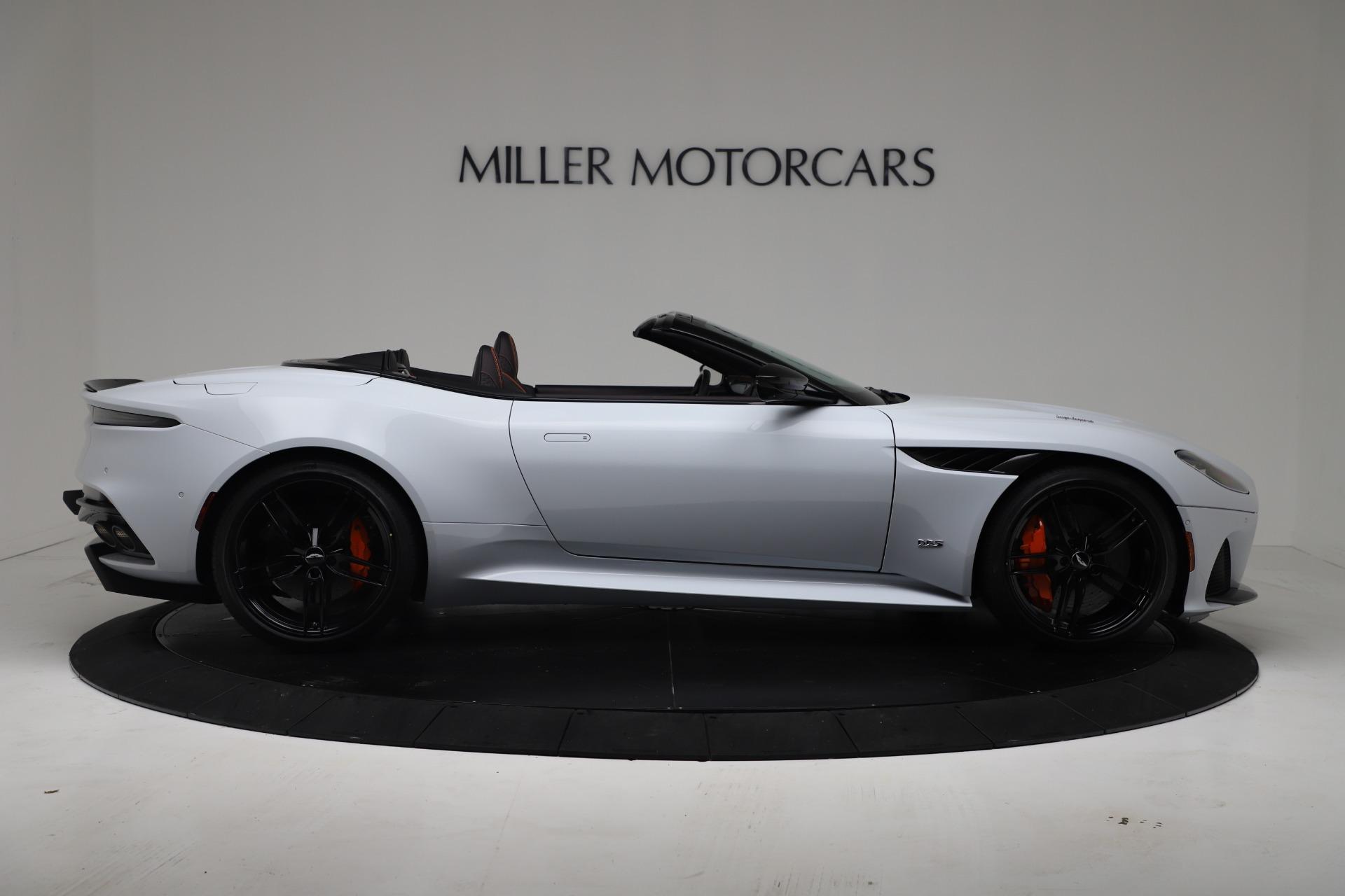 New 2020 Aston Martin DBS Superleggera Volante Convertible For Sale In Greenwich, CT. Alfa Romeo of Greenwich, A1413 3484_p8
