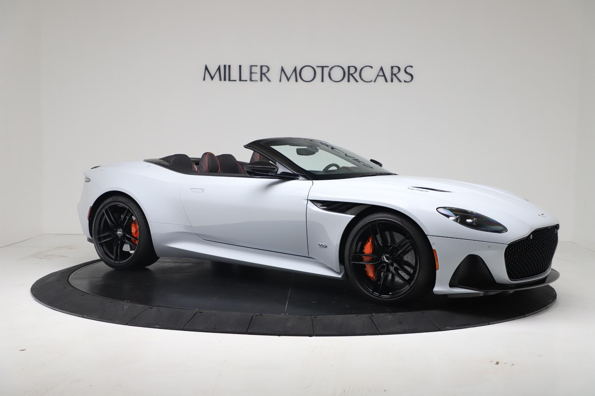 New 2020 Aston Martin DBS Superleggera Volante Convertible For Sale In Greenwich, CT. Alfa Romeo of Greenwich, A1413 3484_p9