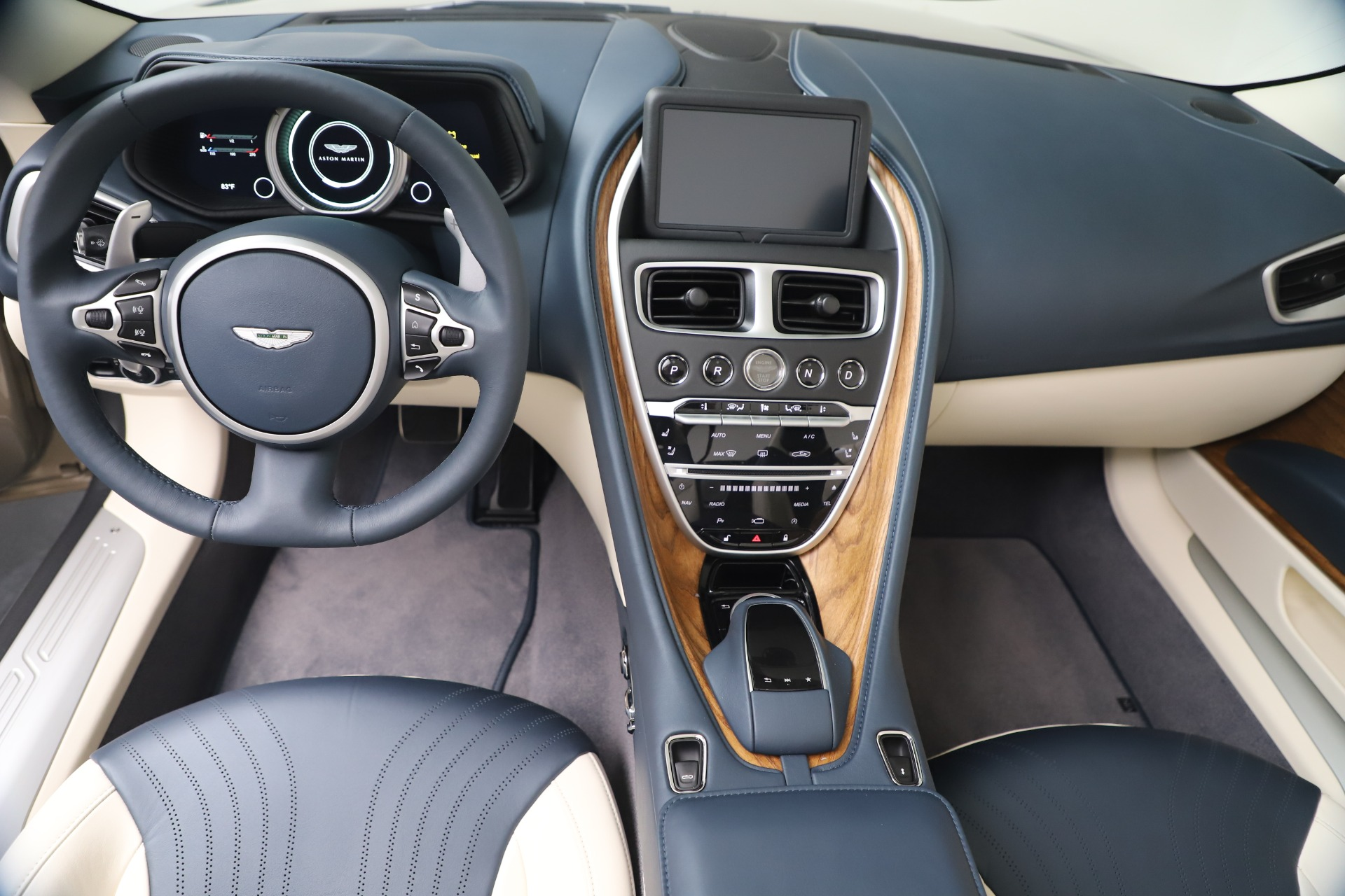 New 2020 Aston Martin DB11 V8 For Sale In Greenwich, CT. Alfa Romeo of Greenwich, A1411 3485_p46