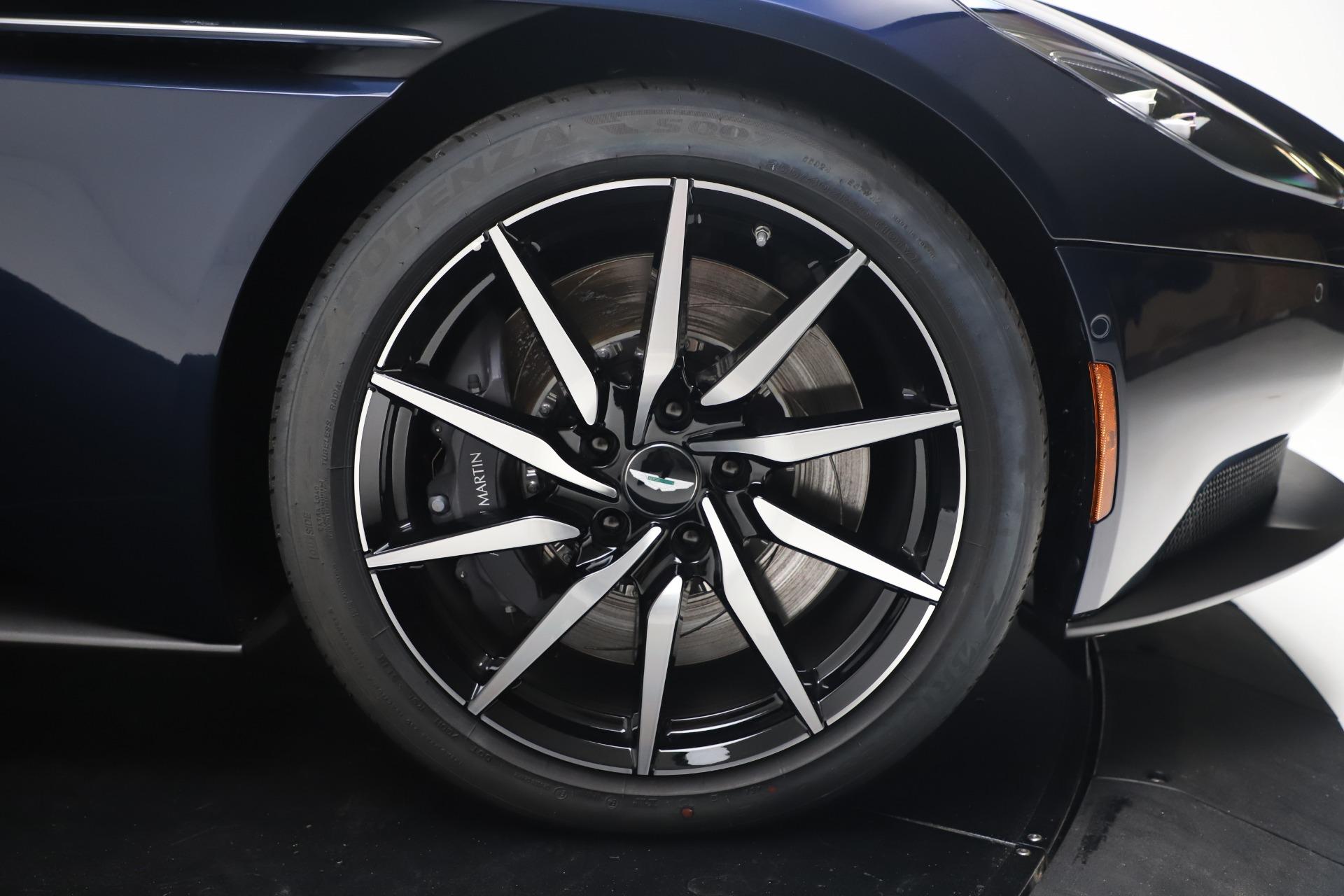 New 2020 Aston Martin DB11 V8 For Sale In Greenwich, CT. Alfa Romeo of Greenwich, A1409 3486_p13