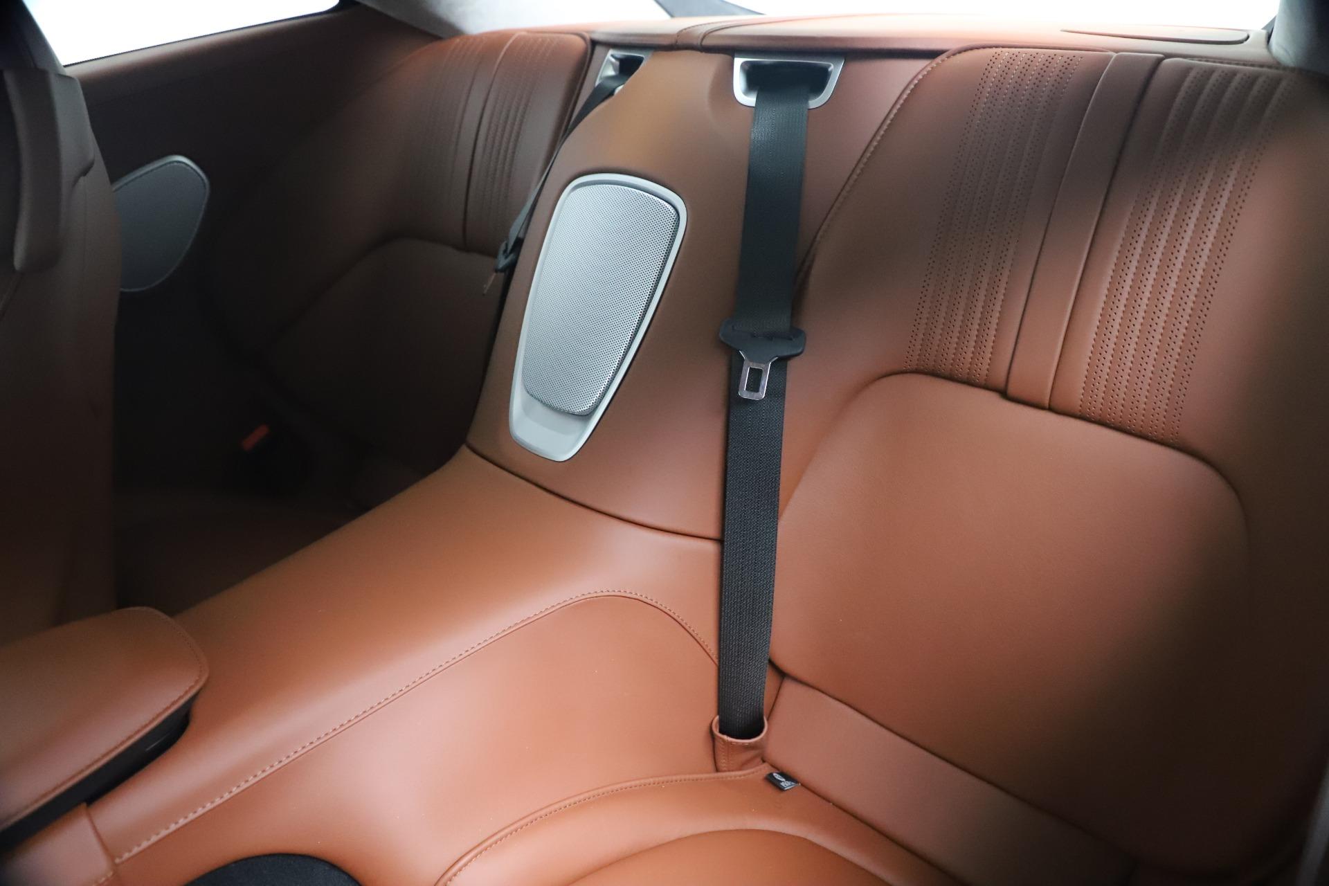 New 2020 Aston Martin DB11 V8 For Sale In Greenwich, CT. Alfa Romeo of Greenwich, A1409 3486_p19