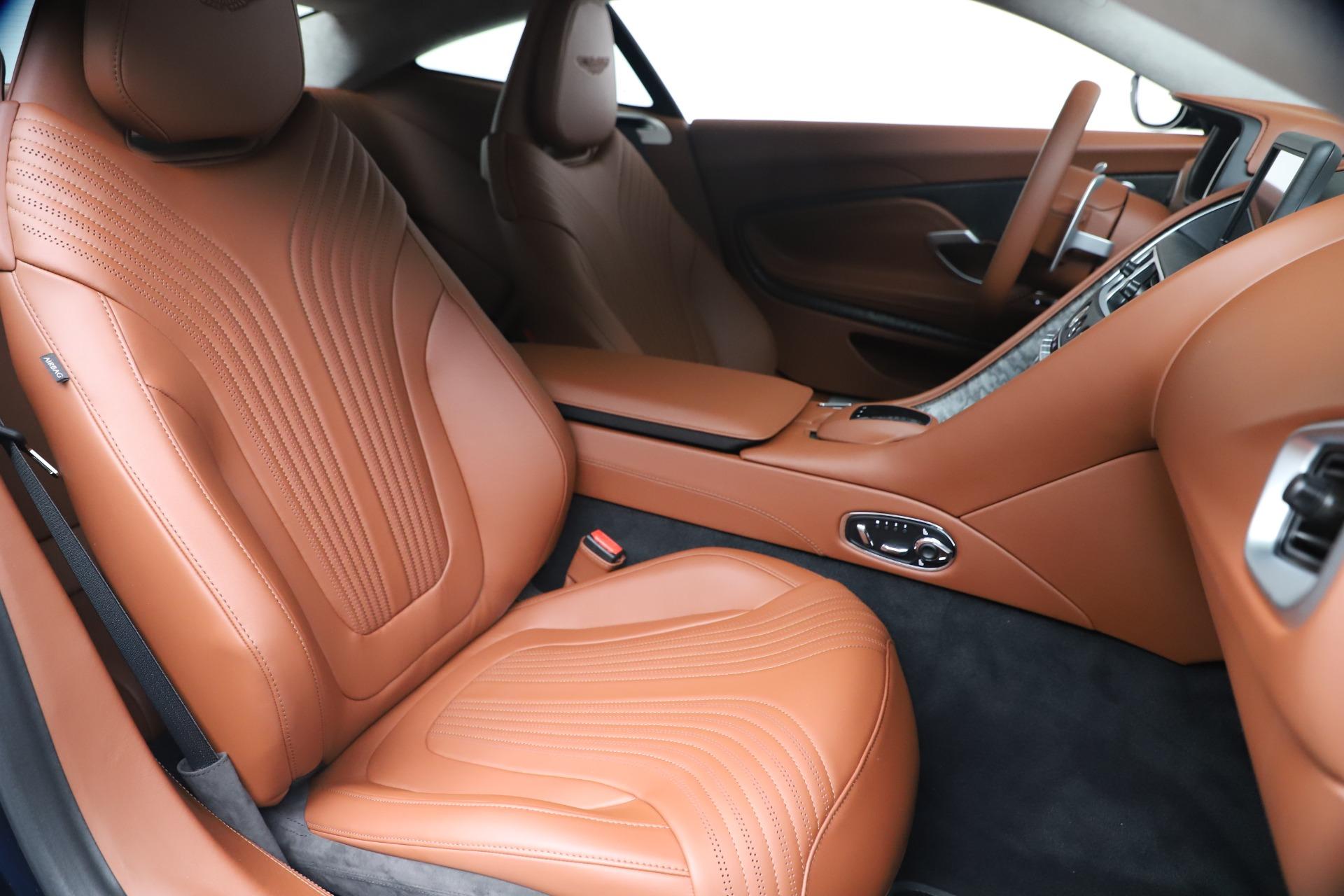 New 2020 Aston Martin DB11 V8 For Sale In Greenwich, CT. Alfa Romeo of Greenwich, A1409 3486_p22