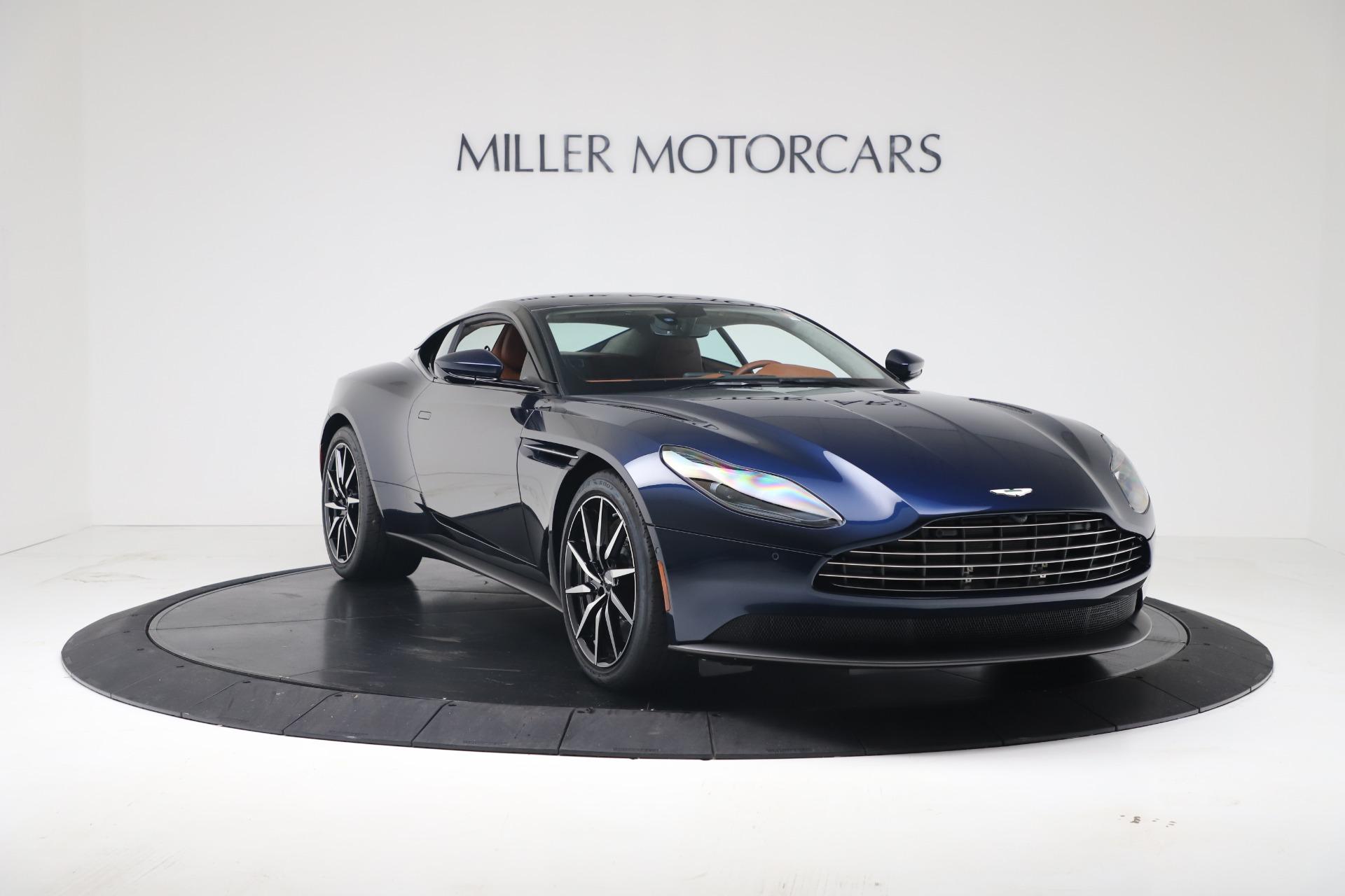 New 2020 Aston Martin DB11 V8 For Sale In Greenwich, CT. Alfa Romeo of Greenwich, A1409 3486_p4