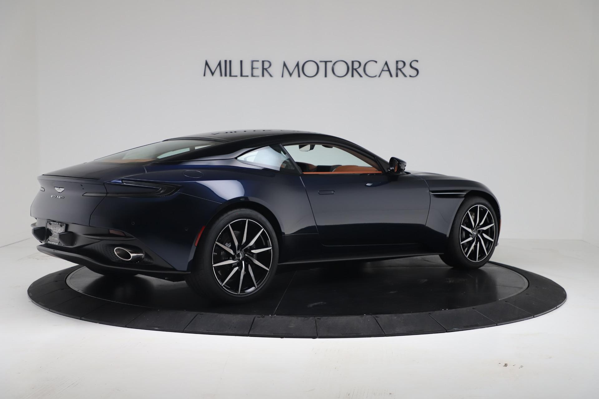 New 2020 Aston Martin DB11 V8 For Sale In Greenwich, CT. Alfa Romeo of Greenwich, A1409 3486_p7