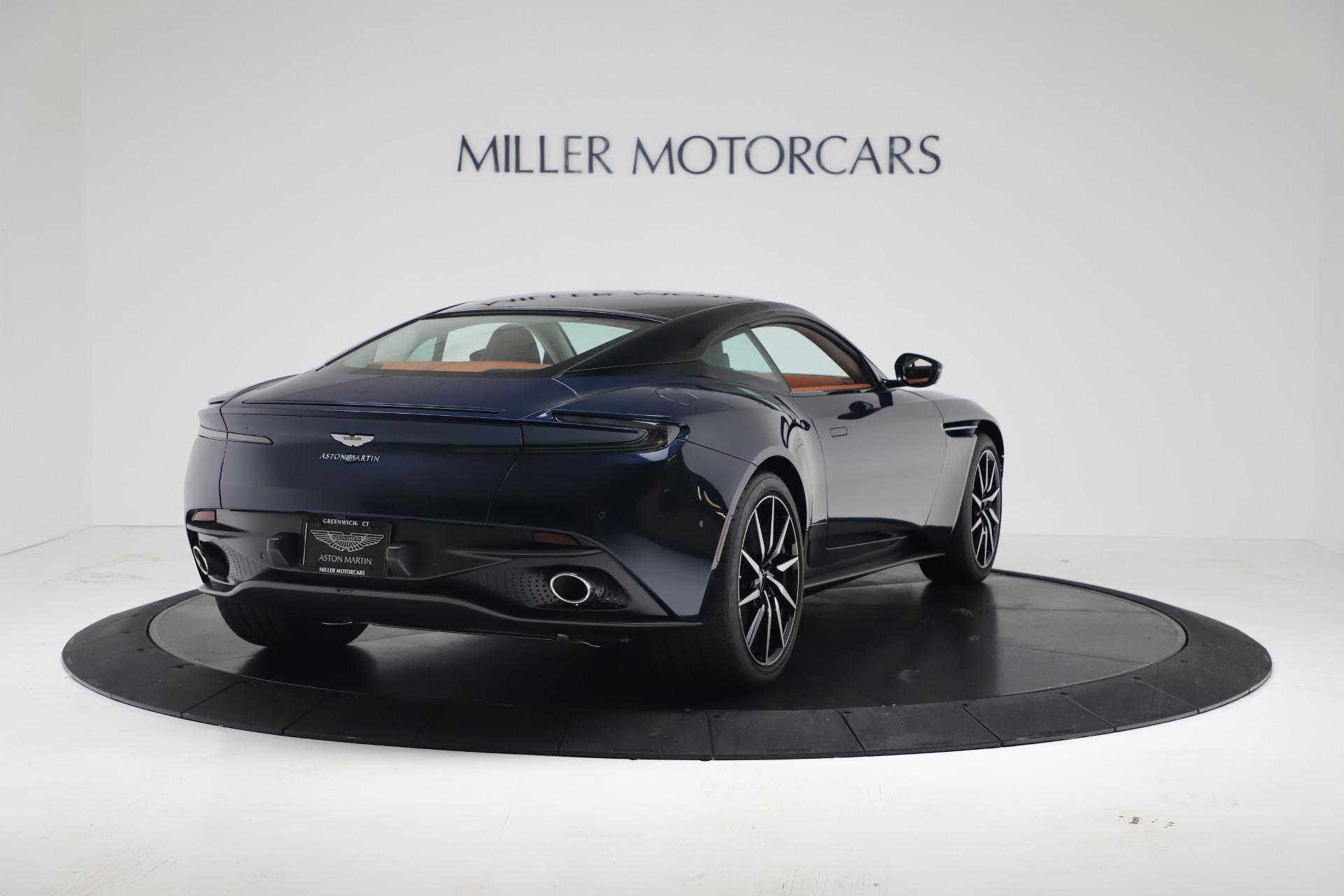 New 2020 Aston Martin DB11 V8 For Sale In Greenwich, CT. Alfa Romeo of Greenwich, A1409 3486_p8