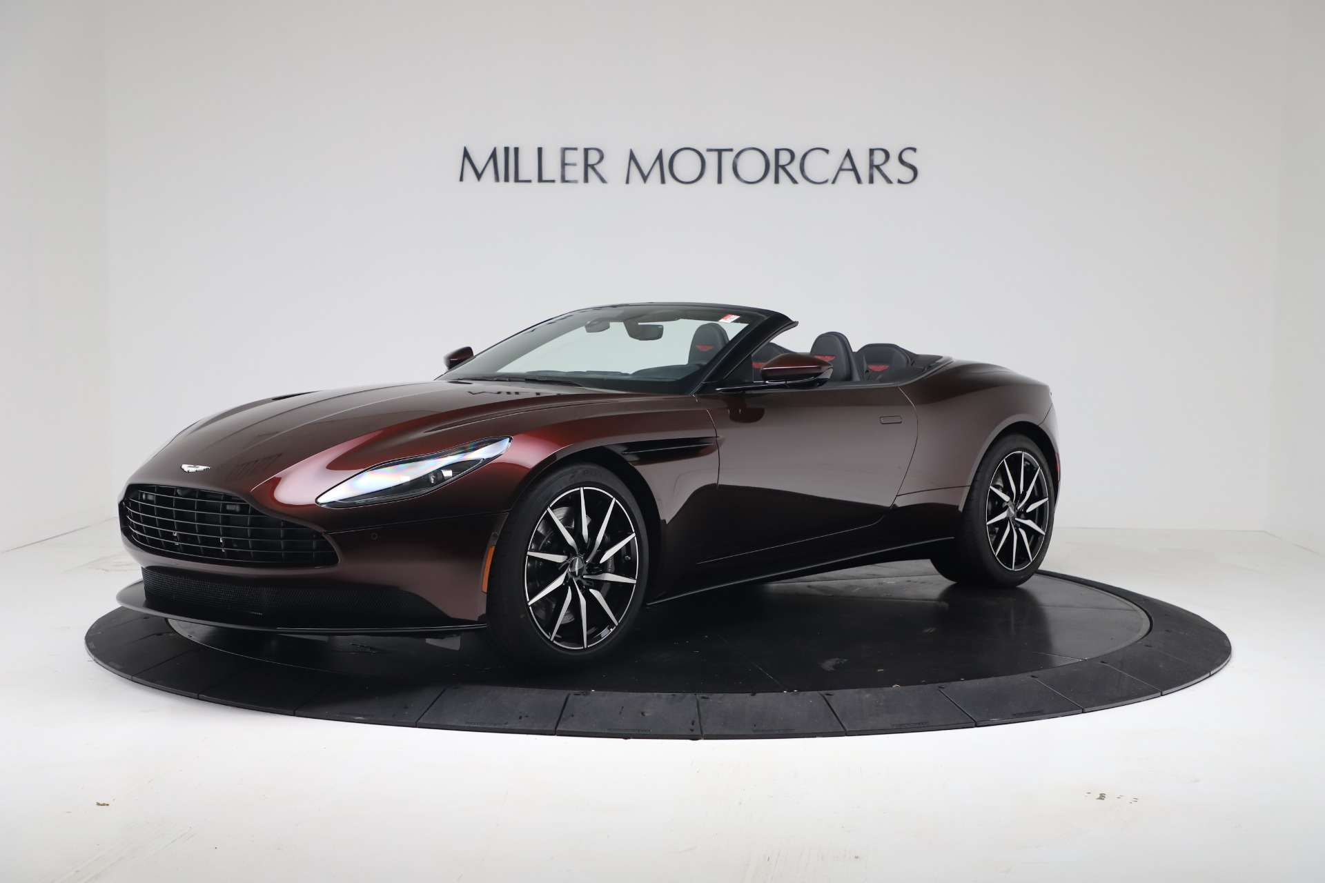 New 2020 Aston Martin DB11 V8 For Sale In Greenwich, CT. Alfa Romeo of Greenwich, A1412 3487_main