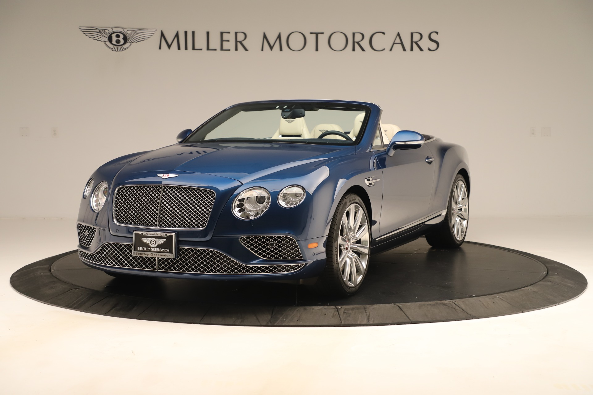 Used 2017 Bentley Continental GT V8 For Sale In Greenwich, CT. Alfa Romeo of Greenwich, 7650