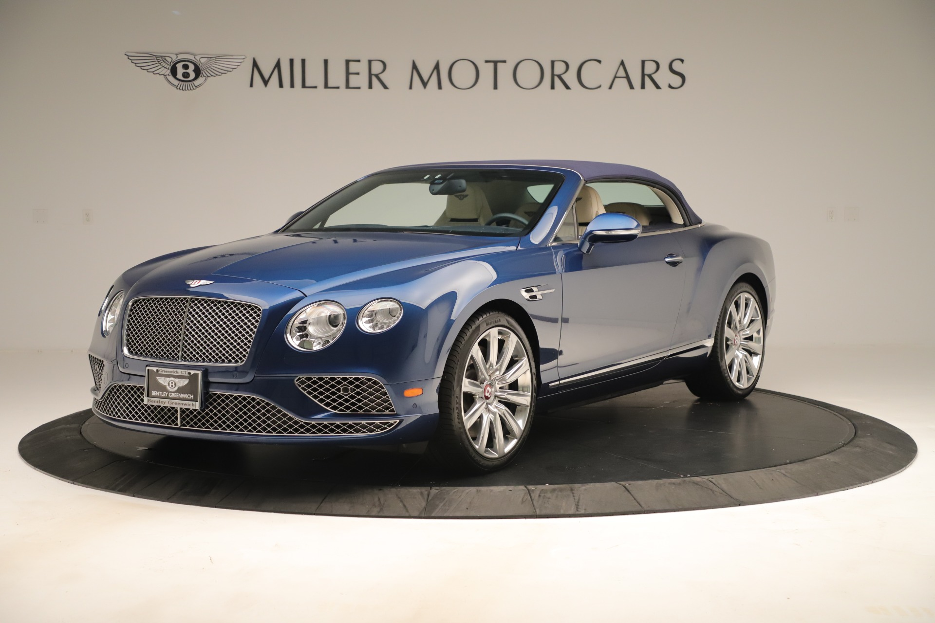 Used 2017 Bentley Continental GT V8 For Sale In Greenwich, CT. Alfa Romeo of Greenwich, 7650 3488_p13