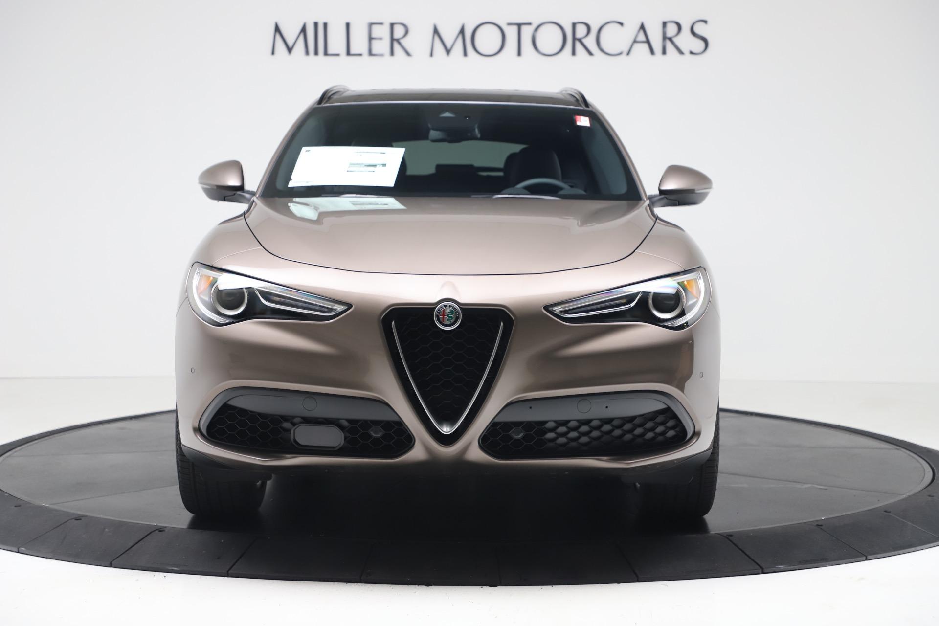 New 2019 Alfa Romeo Stelvio Ti Sport Q4 For Sale In Greenwich, CT. Alfa Romeo of Greenwich, LW388 3489_p12