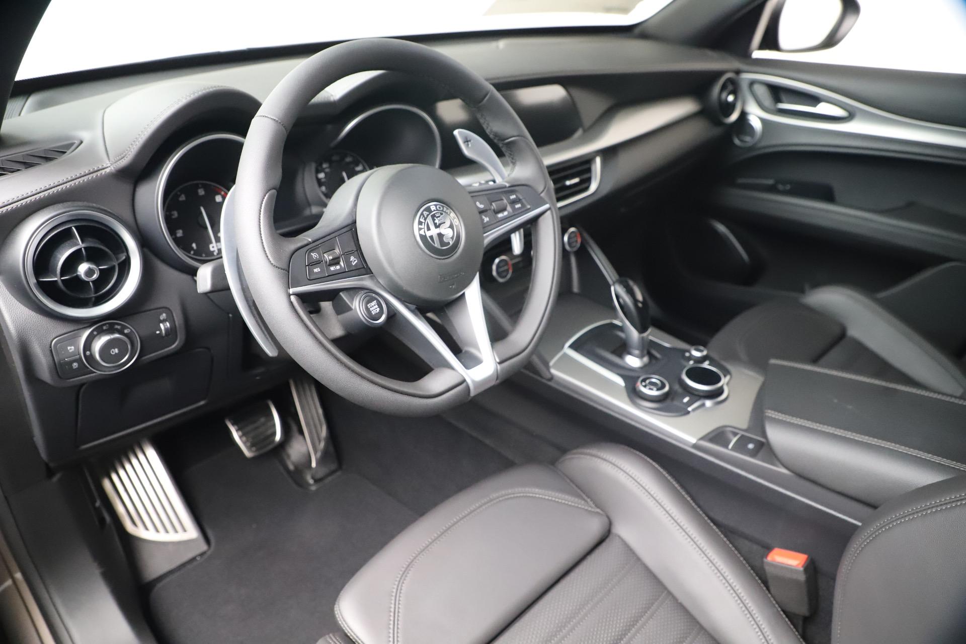 New 2019 Alfa Romeo Stelvio Ti Sport Q4 For Sale In Greenwich, CT. Alfa Romeo of Greenwich, LW388 3489_p13