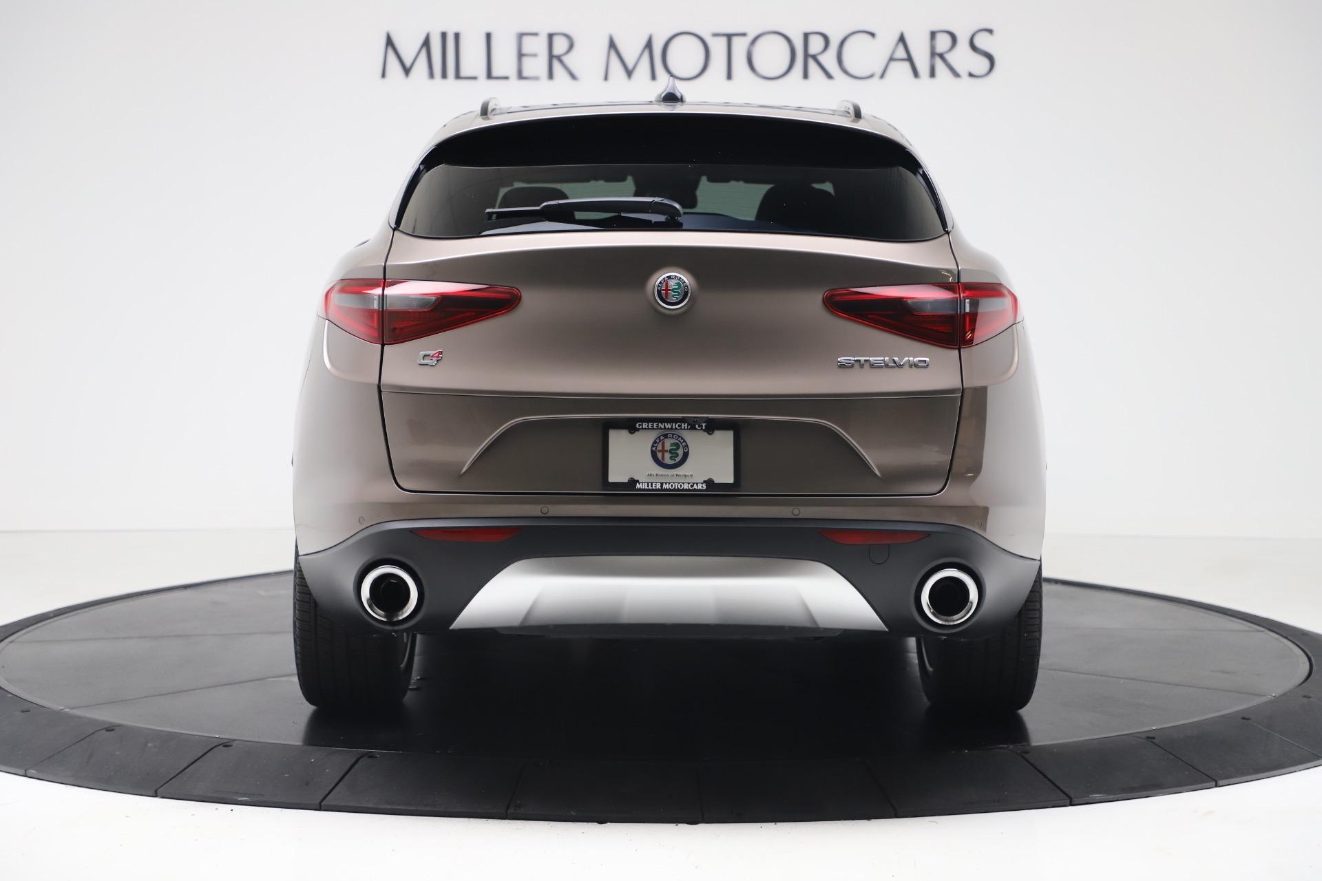 New 2019 Alfa Romeo Stelvio Ti Sport Q4 For Sale In Greenwich, CT. Alfa Romeo of Greenwich, LW388 3489_p6