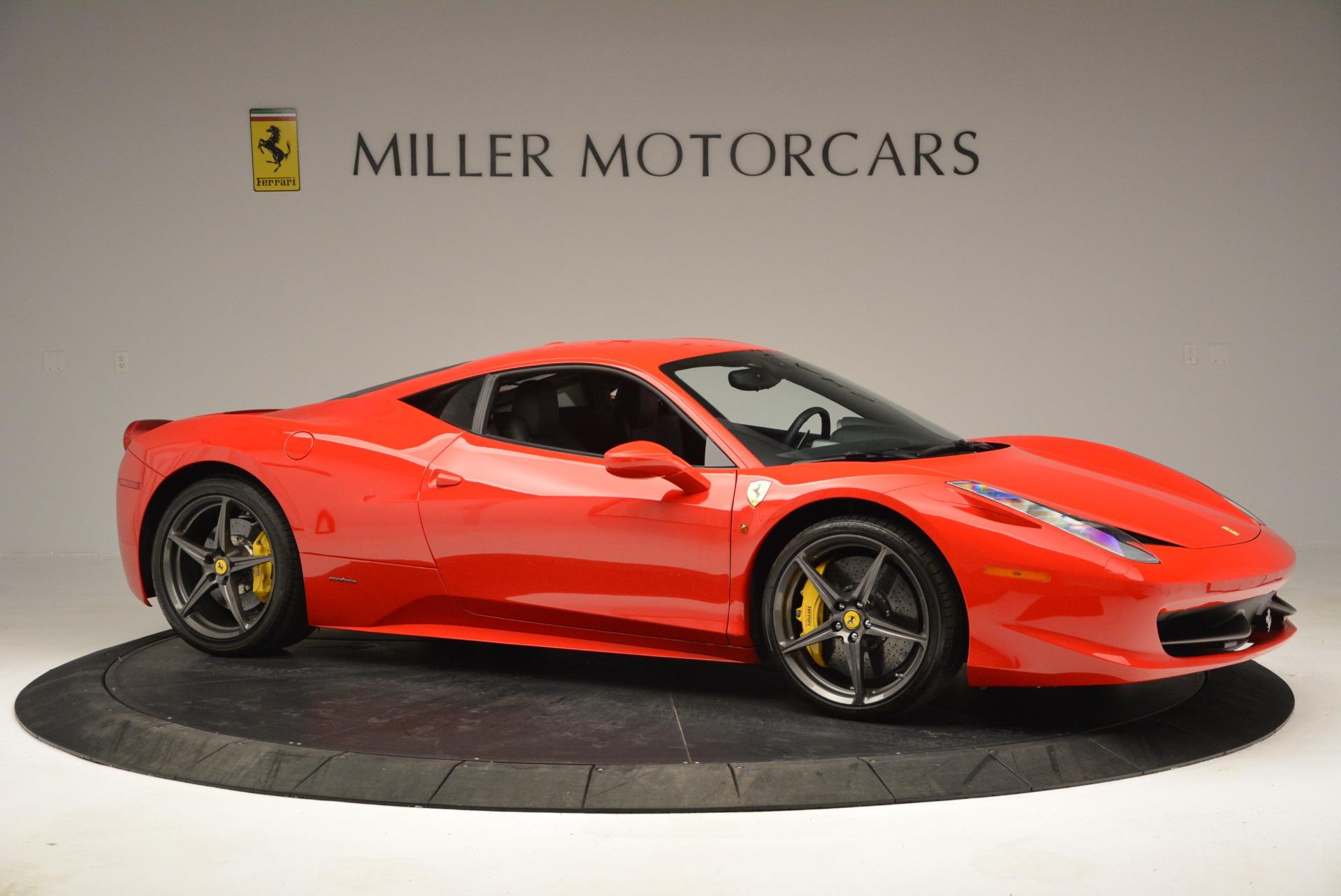 Used 2013 Ferrari 458 Italia  For Sale In Greenwich, CT. Alfa Romeo of Greenwich, 4610 3490_p10