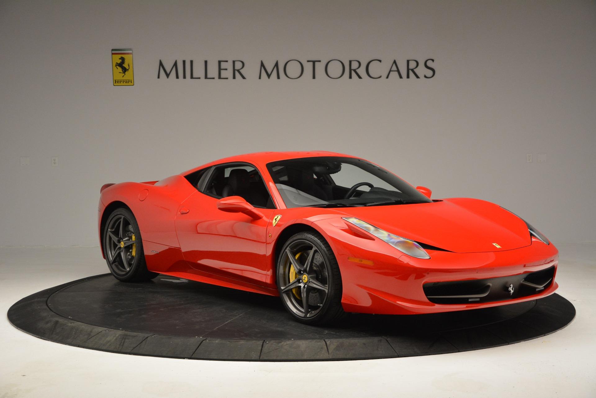 Used 2013 Ferrari 458 Italia  For Sale In Greenwich, CT. Alfa Romeo of Greenwich, 4610 3490_p11