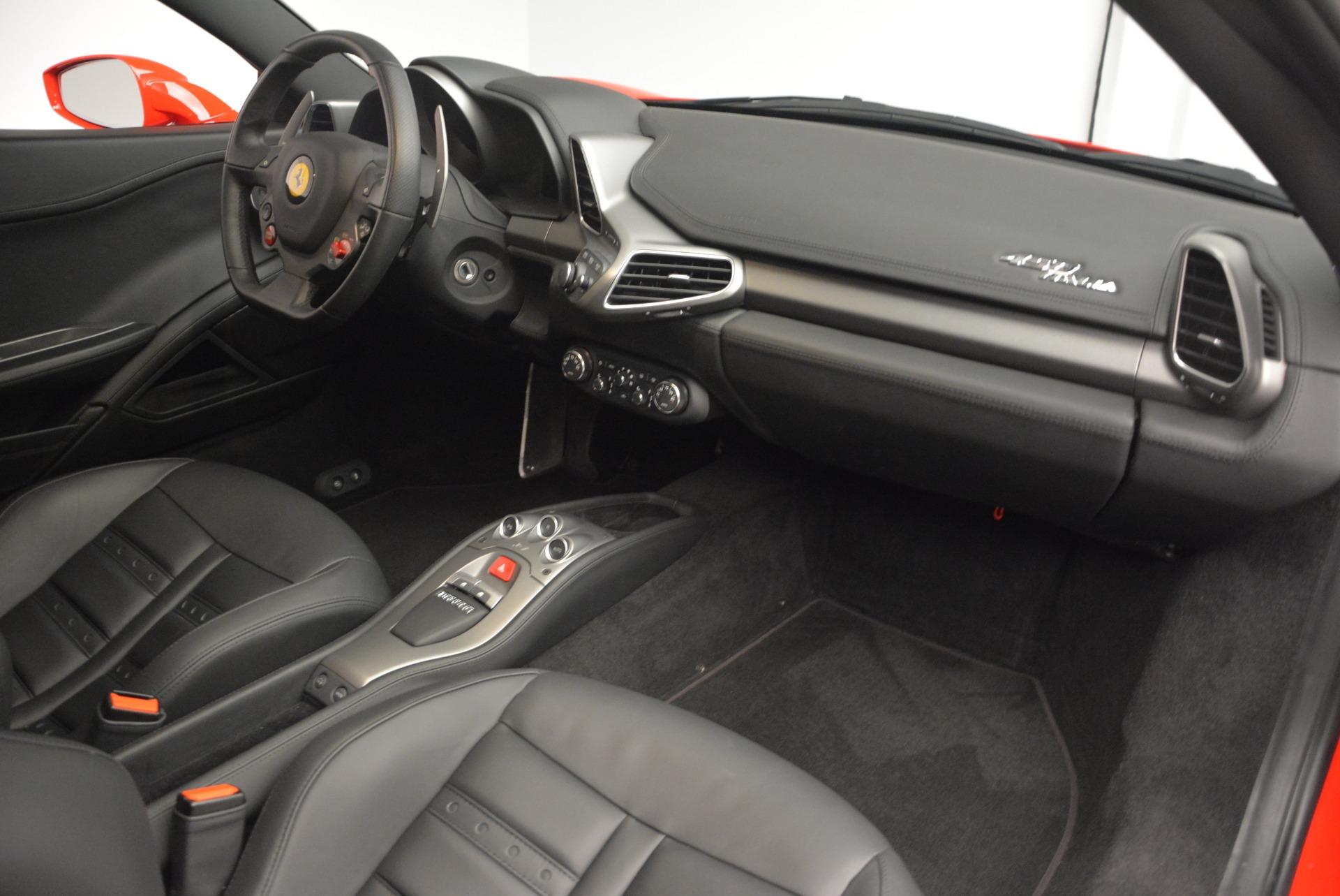 Used 2013 Ferrari 458 Italia  For Sale In Greenwich, CT. Alfa Romeo of Greenwich, 4610 3490_p17