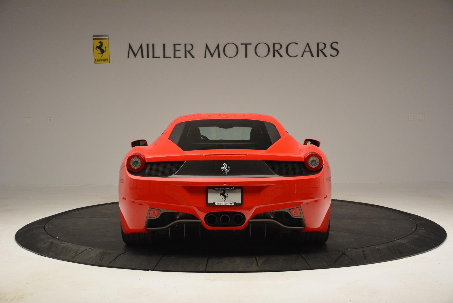 Used 2013 Ferrari 458 Italia  For Sale In Greenwich, CT. Alfa Romeo of Greenwich, 4610 3490_p6