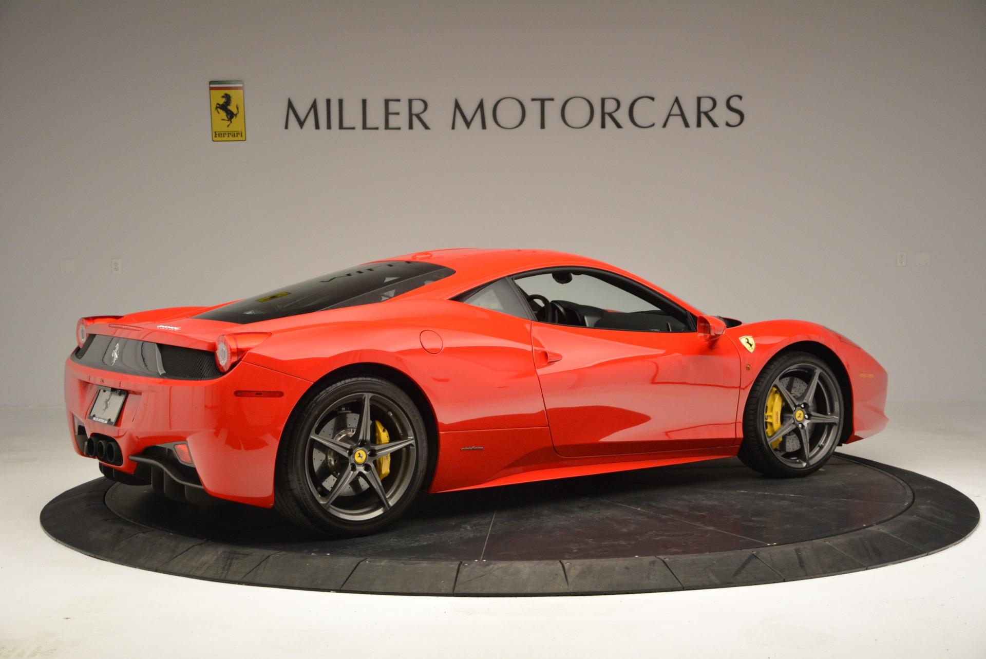 Used 2013 Ferrari 458 Italia  For Sale In Greenwich, CT. Alfa Romeo of Greenwich, 4610 3490_p8