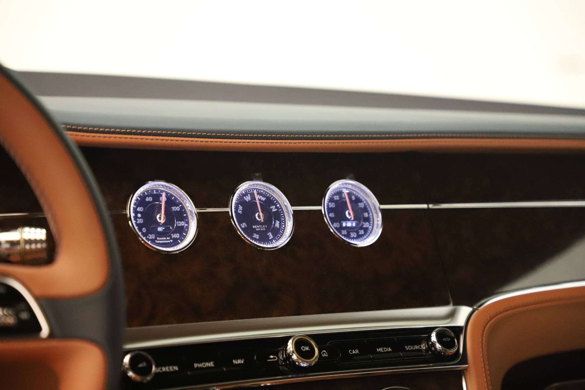 New 2020 Bentley Continental GT V8 For Sale In Greenwich, CT. Alfa Romeo of Greenwich, B1426 3491_p24
