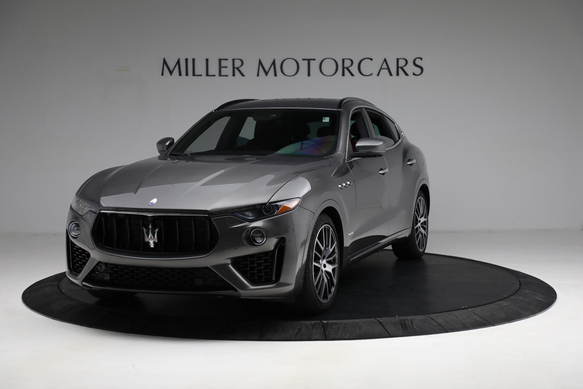 New 2019 Maserati Levante Q4 GranSport For Sale In Greenwich, CT. Alfa Romeo of Greenwich, M2335 3494_main