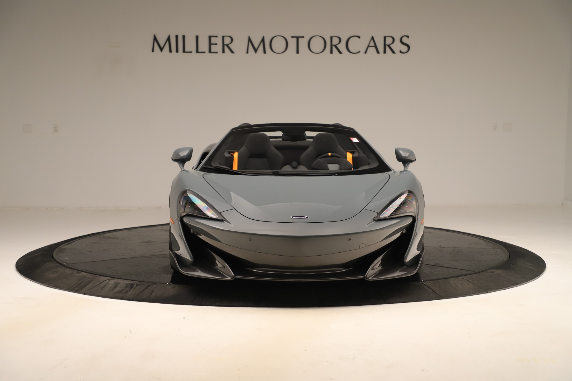 New 2020 McLaren 600LT Convertible For Sale In Greenwich, CT. Alfa Romeo of Greenwich, MC459 3498_p11