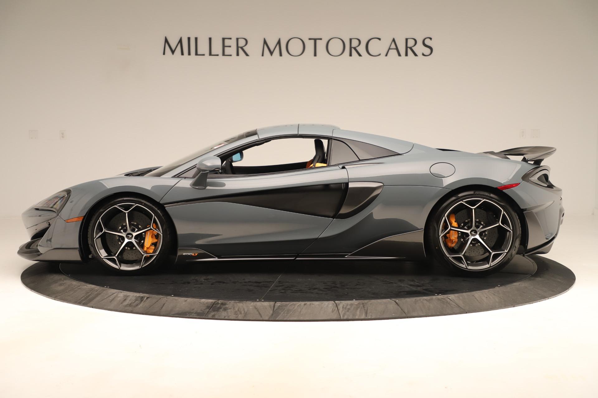 New 2020 McLaren 600LT Convertible For Sale In Greenwich, CT. Alfa Romeo of Greenwich, MC459 3498_p15