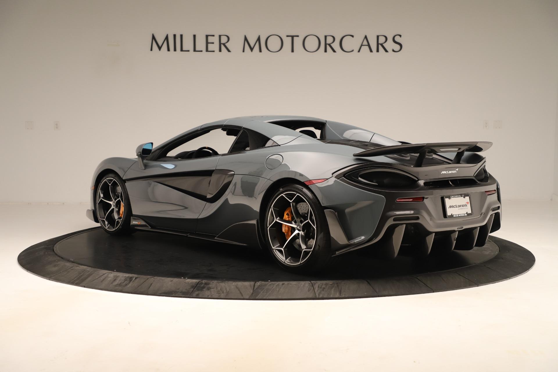 New 2020 McLaren 600LT Convertible For Sale In Greenwich, CT. Alfa Romeo of Greenwich, MC459 3498_p16