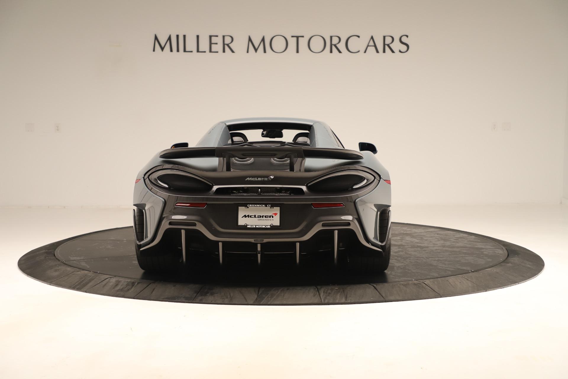 New 2020 McLaren 600LT Convertible For Sale In Greenwich, CT. Alfa Romeo of Greenwich, MC459 3498_p17