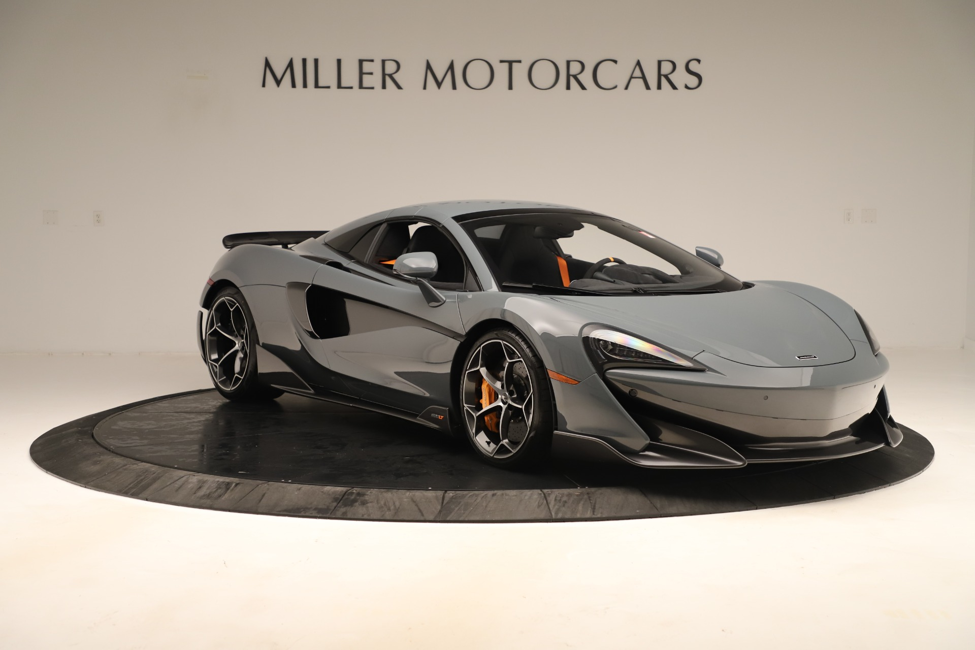 New 2020 McLaren 600LT Convertible For Sale In Greenwich, CT. Alfa Romeo of Greenwich, MC459 3498_p20