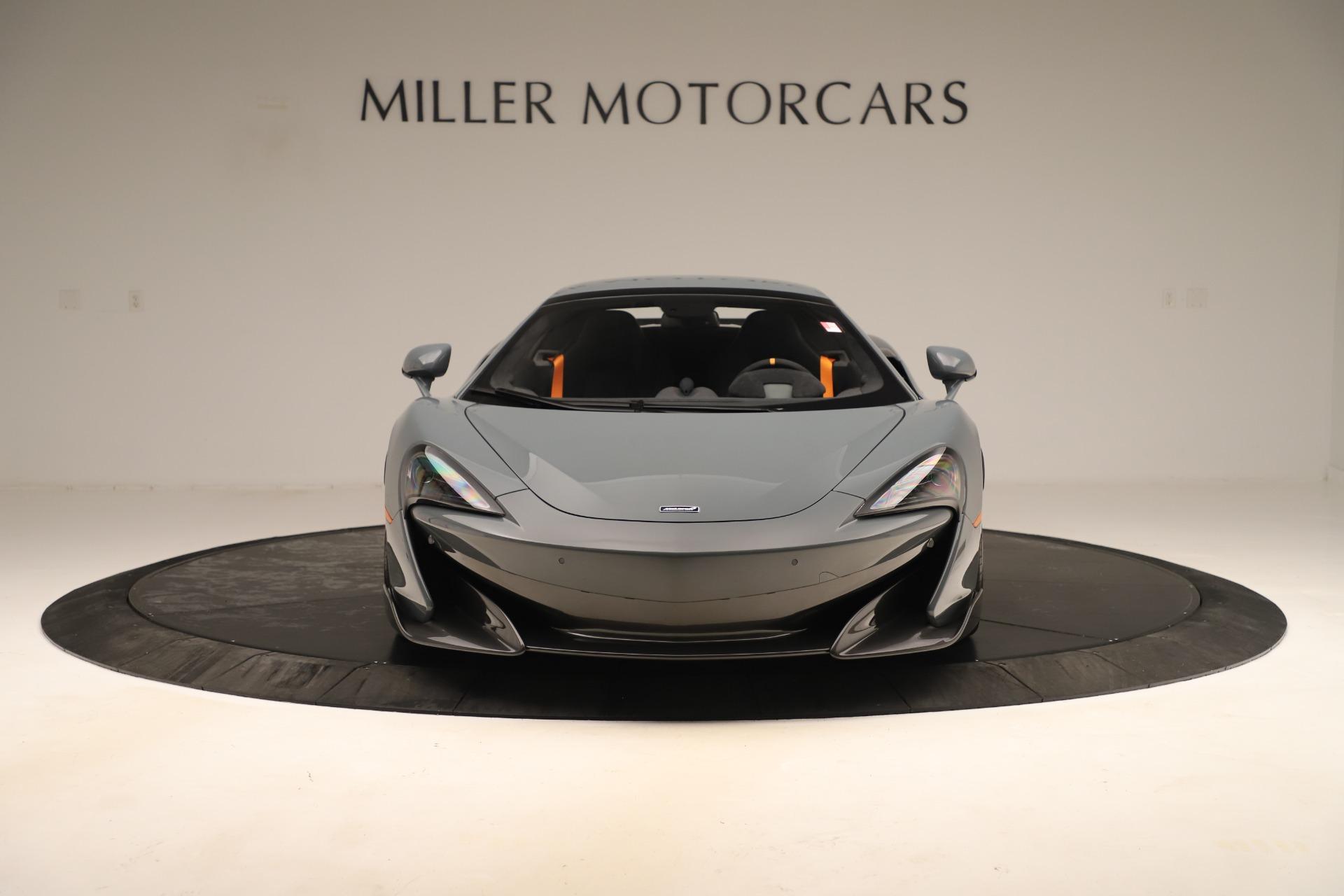 New 2020 McLaren 600LT Convertible For Sale In Greenwich, CT. Alfa Romeo of Greenwich, MC459 3498_p21