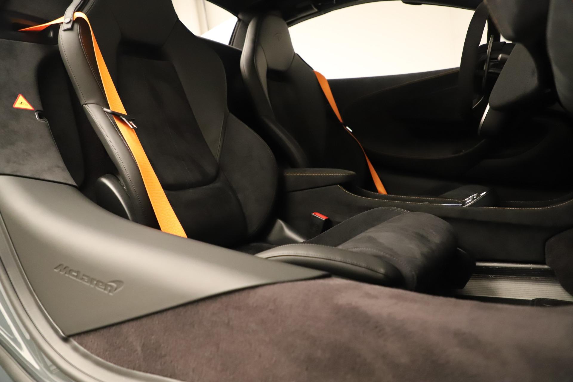 New 2020 McLaren 600LT Convertible For Sale In Greenwich, CT. Alfa Romeo of Greenwich, MC459 3498_p27